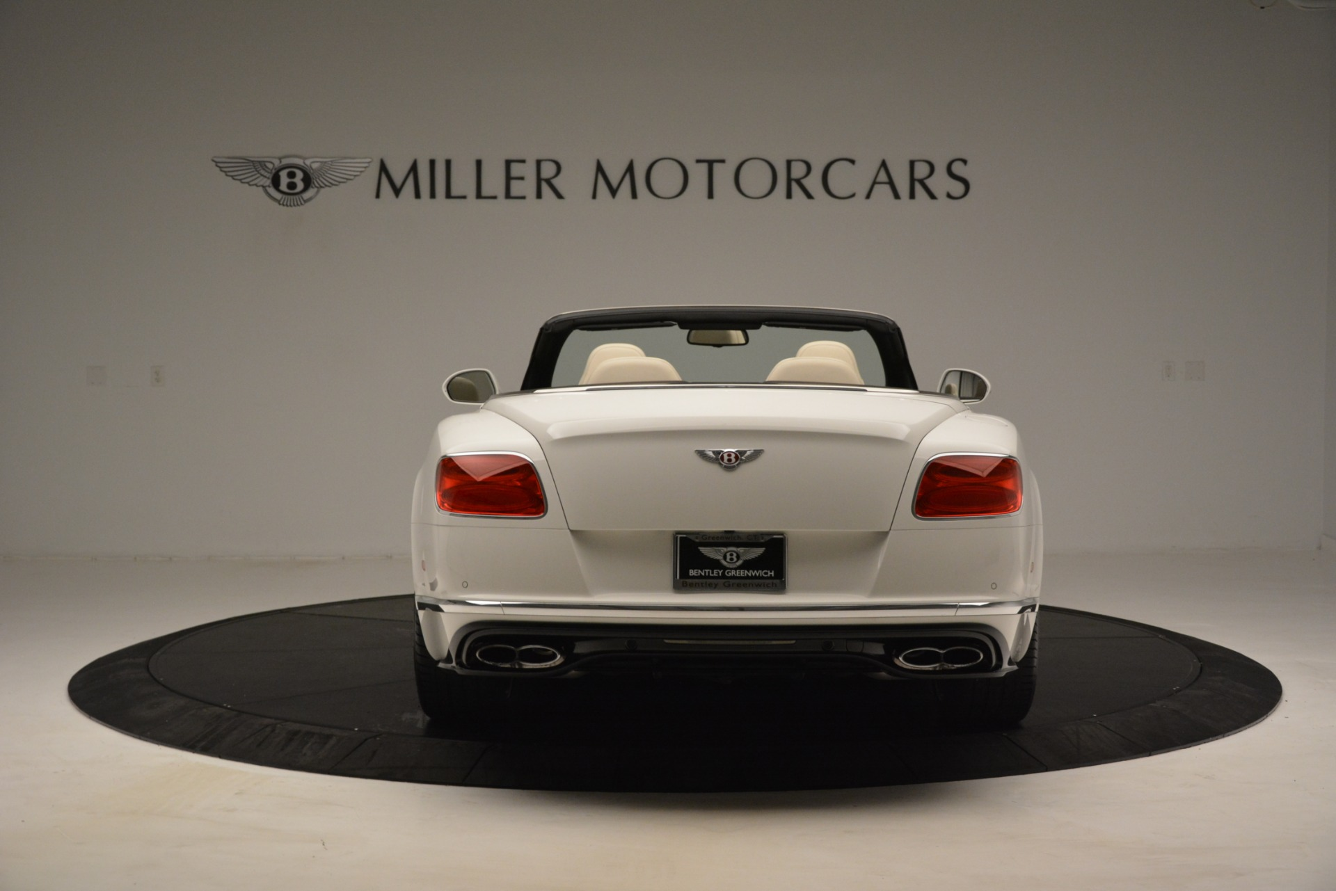 Used 2016 Bentley Continental GT V8 S For Sale In Westport, CT 3295_p6