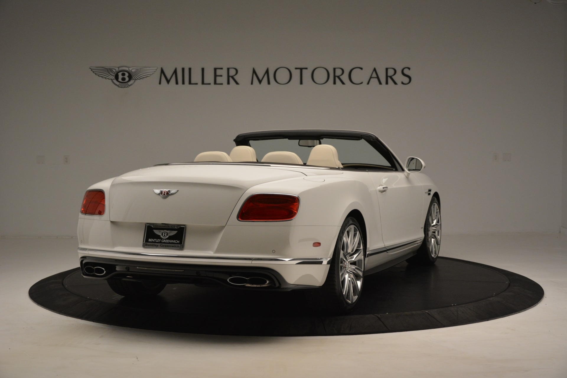 Used 2016 Bentley Continental GT V8 S For Sale In Westport, CT 3295_p7