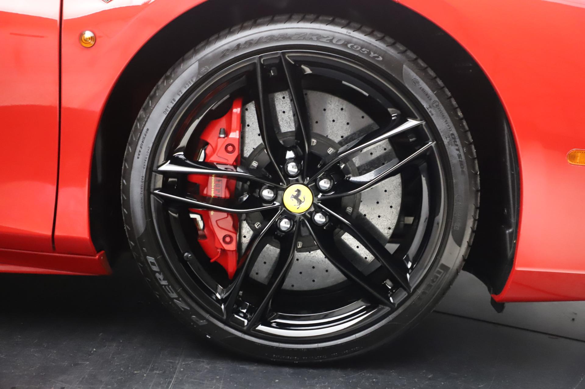 Used 2017 Ferrari 488 Spider  For Sale In Westport, CT 3296_p19
