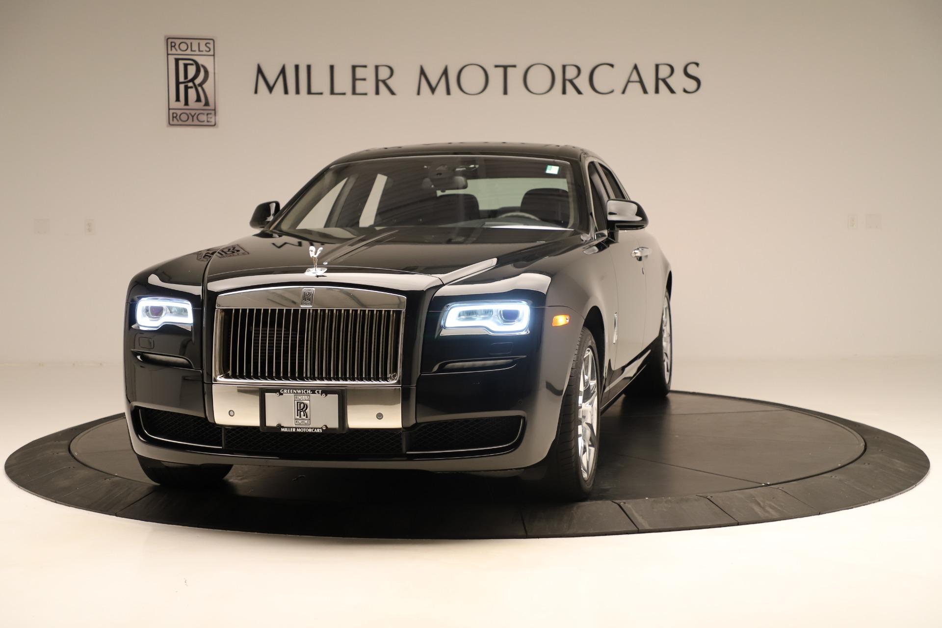 Used 2016 Rolls-Royce Ghost  For Sale In Westport, CT 3298_main