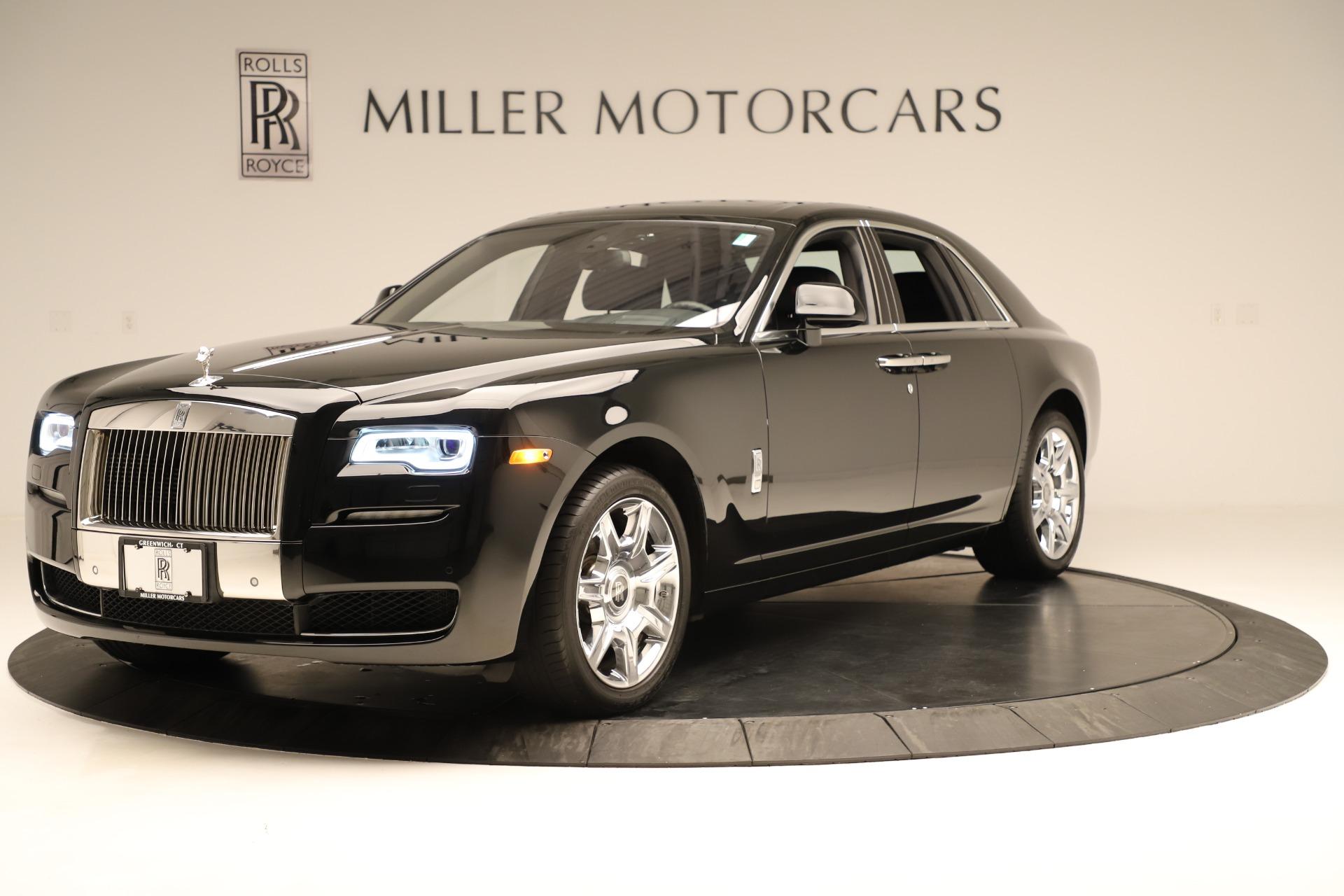 Used 2016 Rolls-Royce Ghost  For Sale In Westport, CT 3298_p2