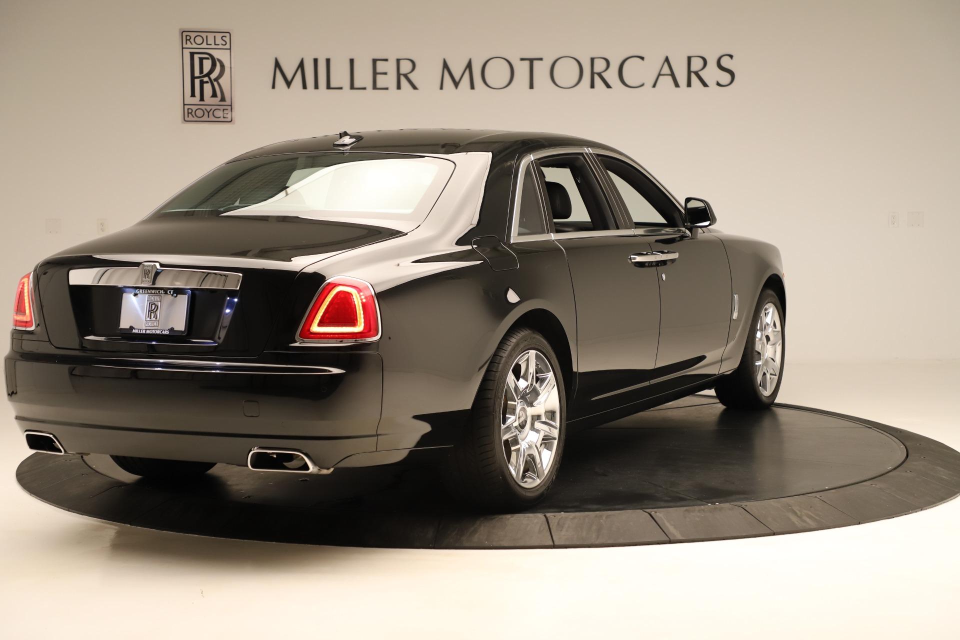 Used 2016 Rolls-Royce Ghost  For Sale In Westport, CT 3298_p8