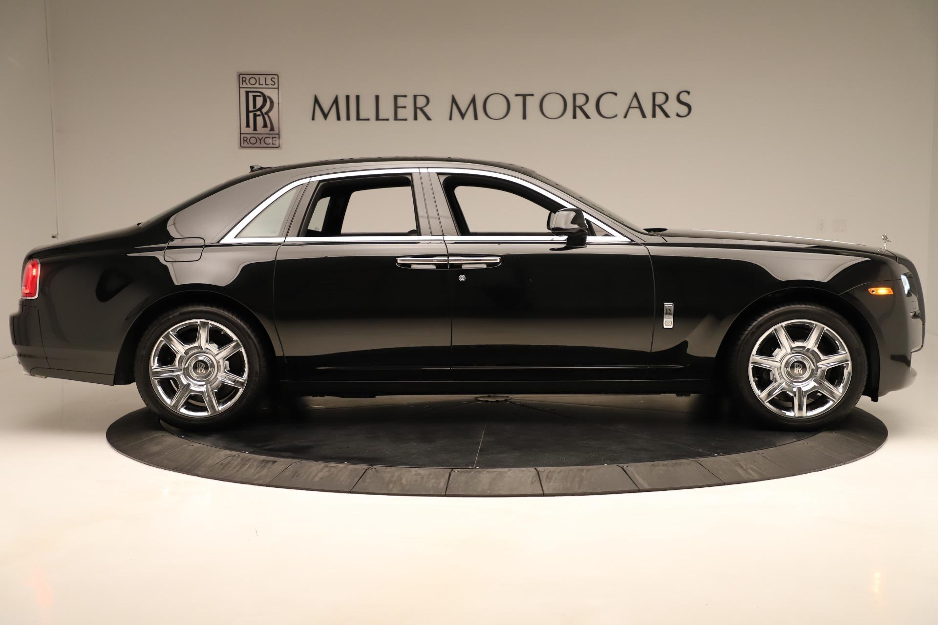 Used 2016 Rolls-Royce Ghost  For Sale In Westport, CT 3298_p9