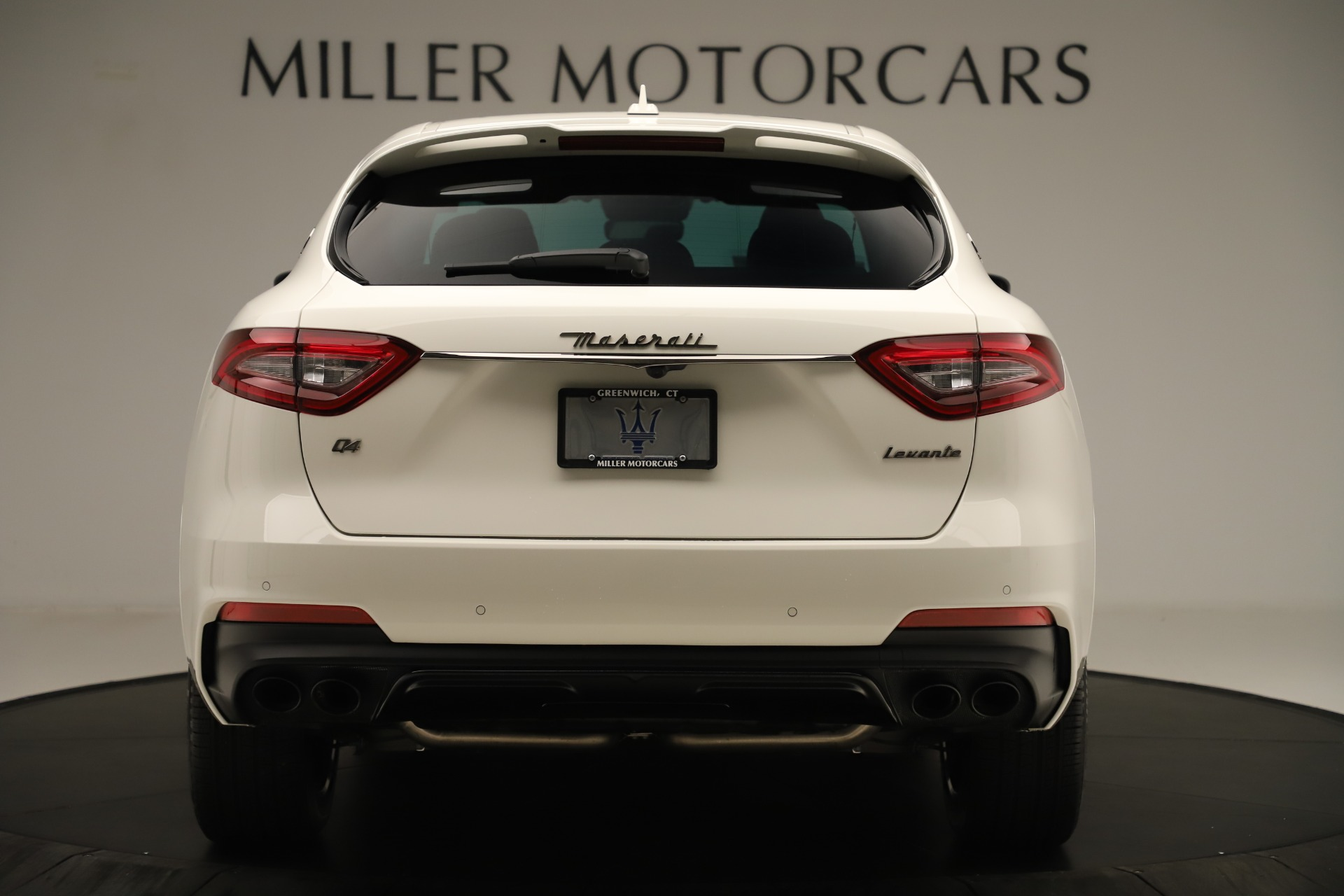 New 2019 Maserati Levante Q4 GranSport Nerissimo For Sale In Westport, CT 3300_p6