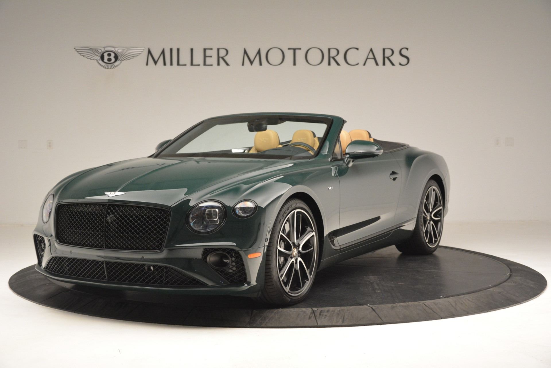 New 2020 Bentley Continental GTC V8 For Sale In Westport, CT 3301_main