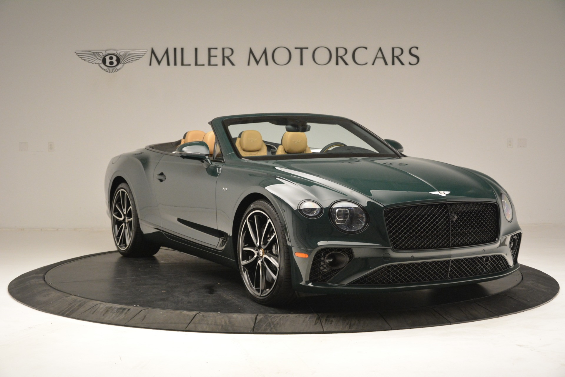 New 2020 Bentley Continental GTC V8 For Sale In Westport, CT 3301_p11