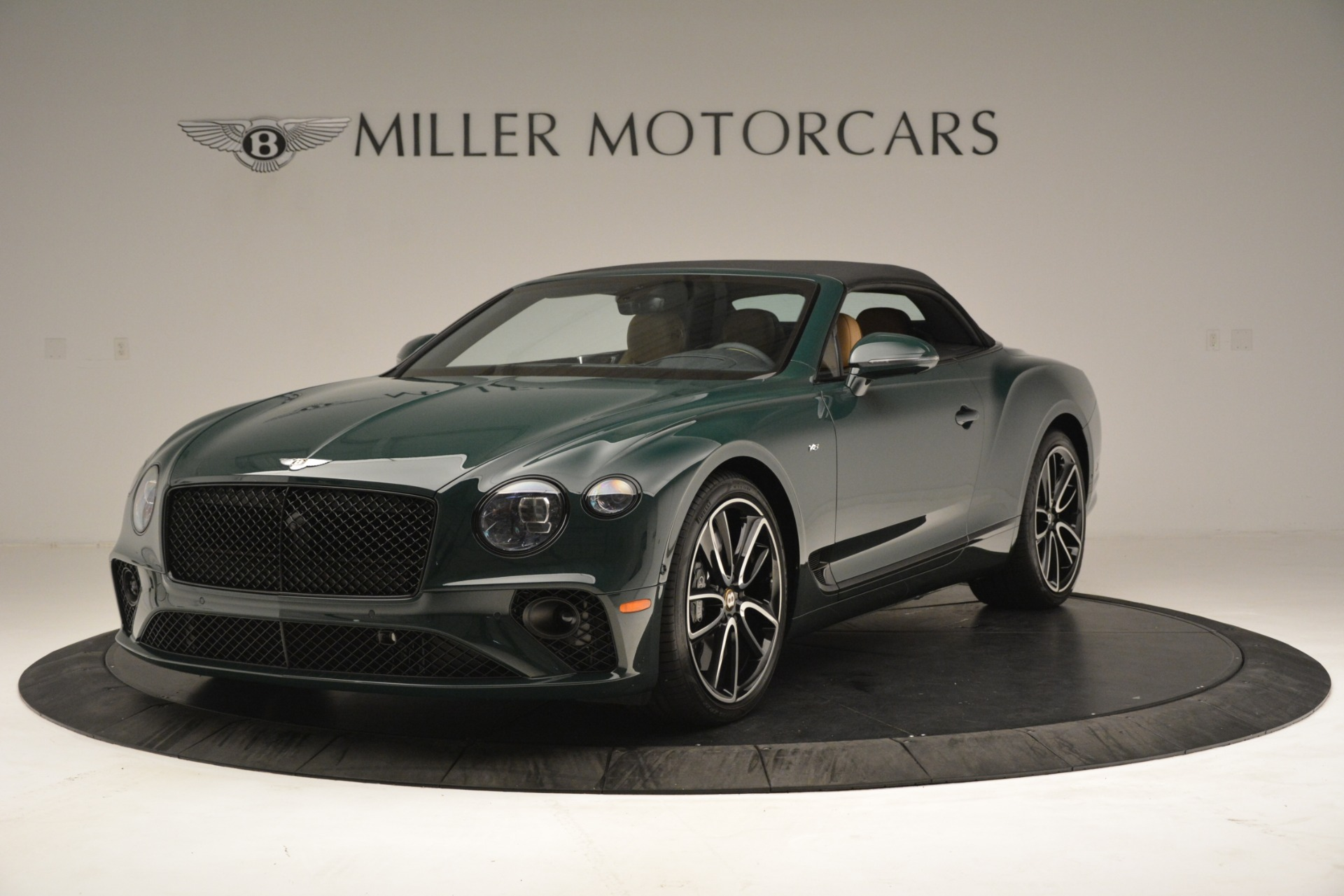New 2020 Bentley Continental GTC V8 For Sale In Westport, CT 3301_p13