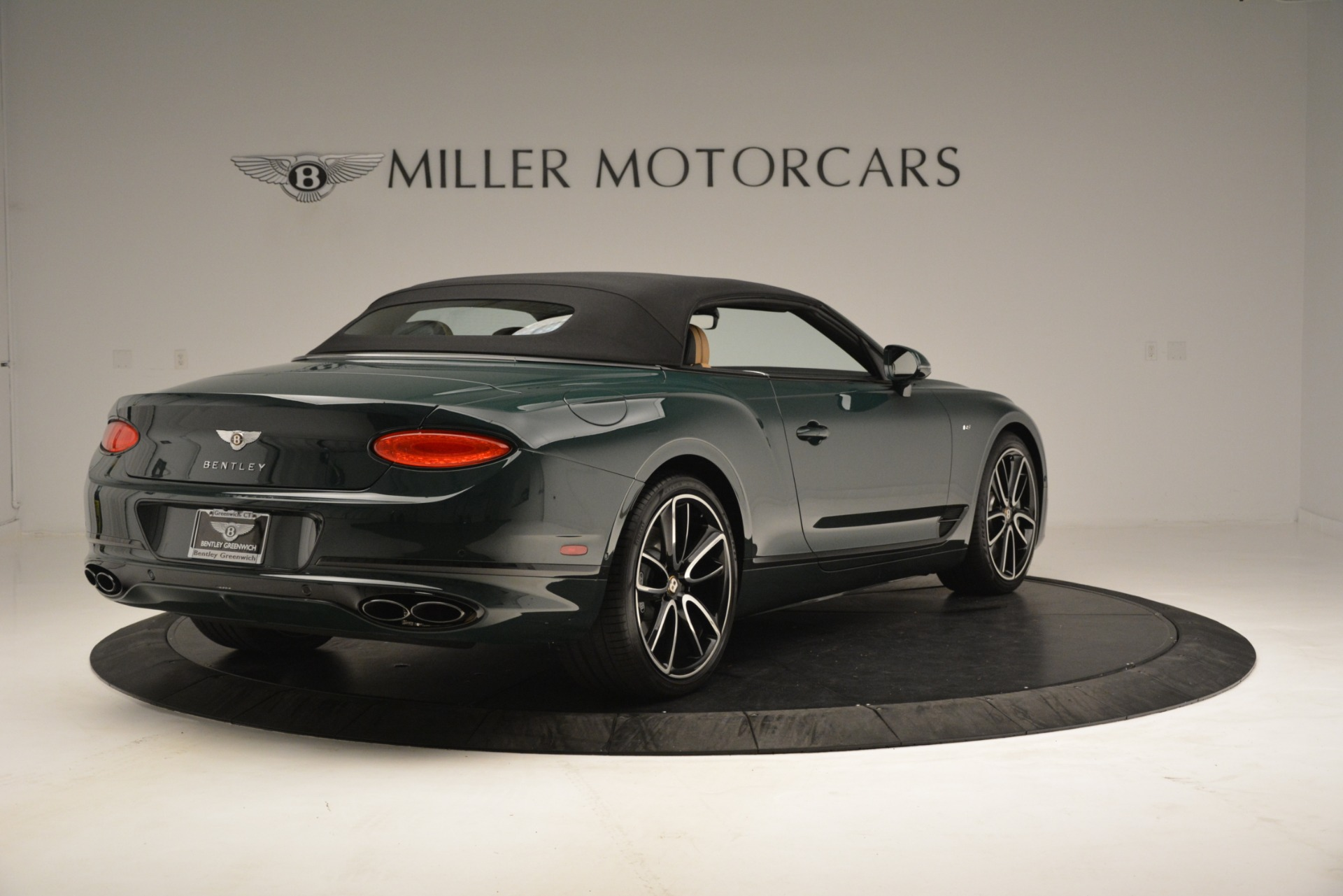 New 2020 Bentley Continental GTC V8 For Sale In Westport, CT 3301_p17