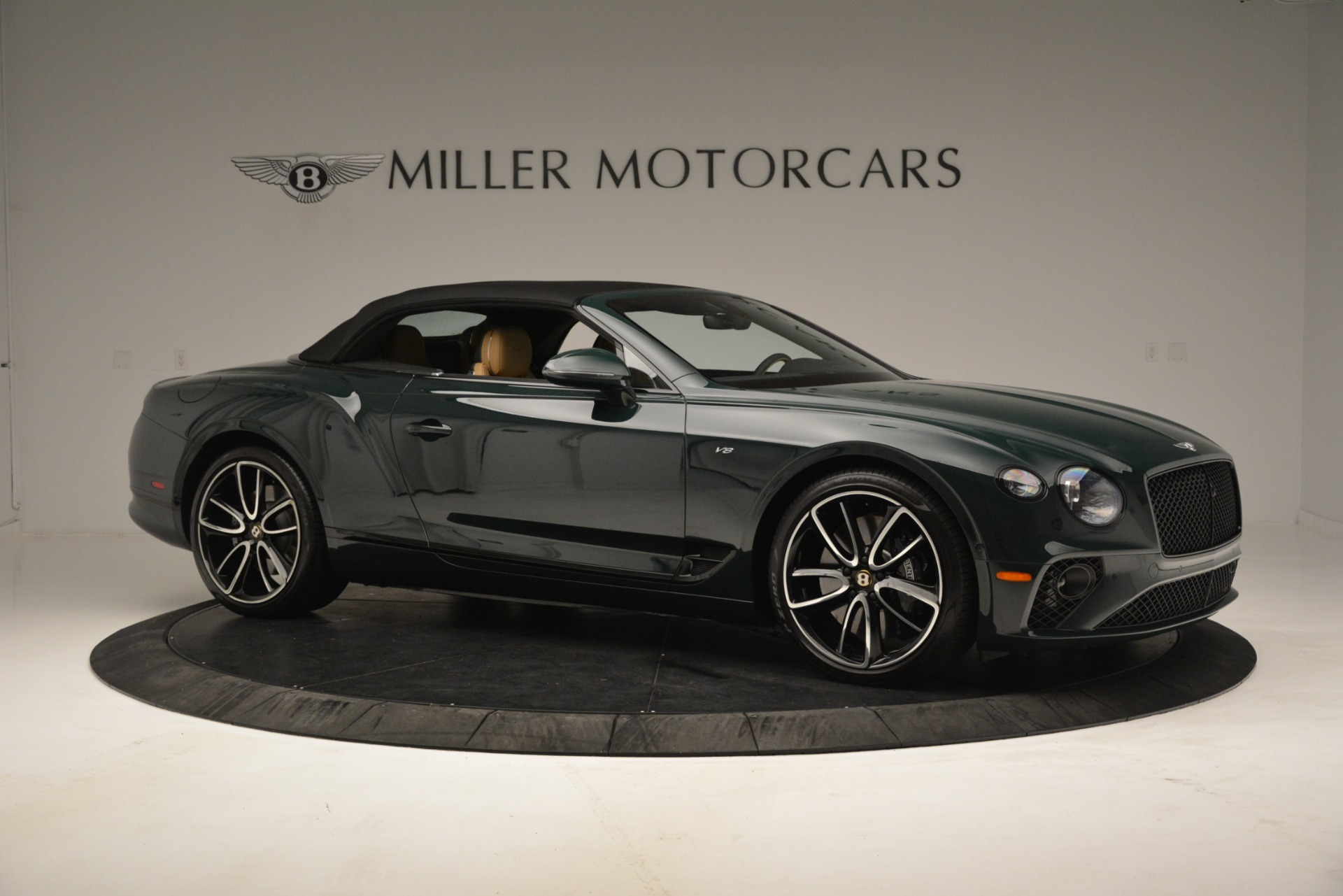 New 2020 Bentley Continental GTC V8 For Sale In Westport, CT 3301_p19