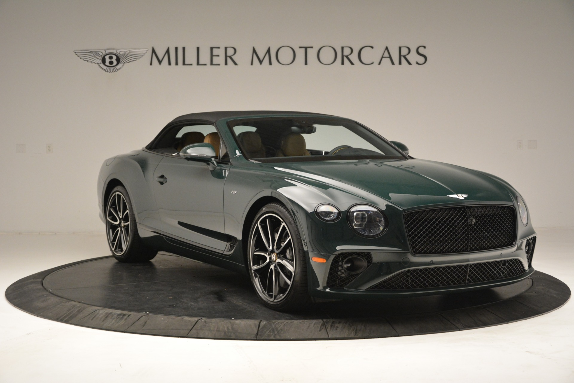 New 2020 Bentley Continental GTC V8 For Sale In Westport, CT 3301_p20