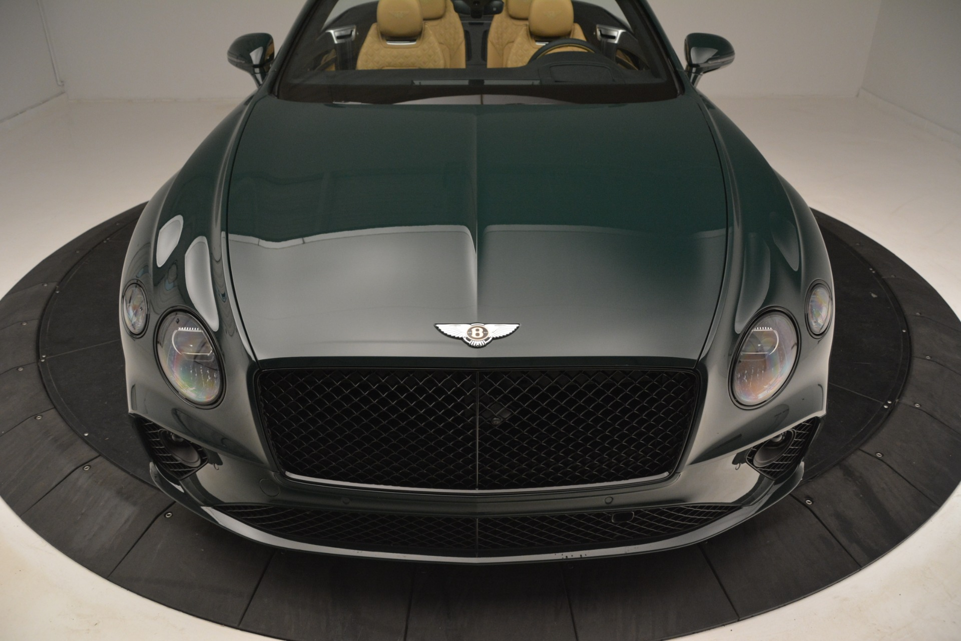 New 2020 Bentley Continental GTC V8 For Sale In Westport, CT 3301_p21