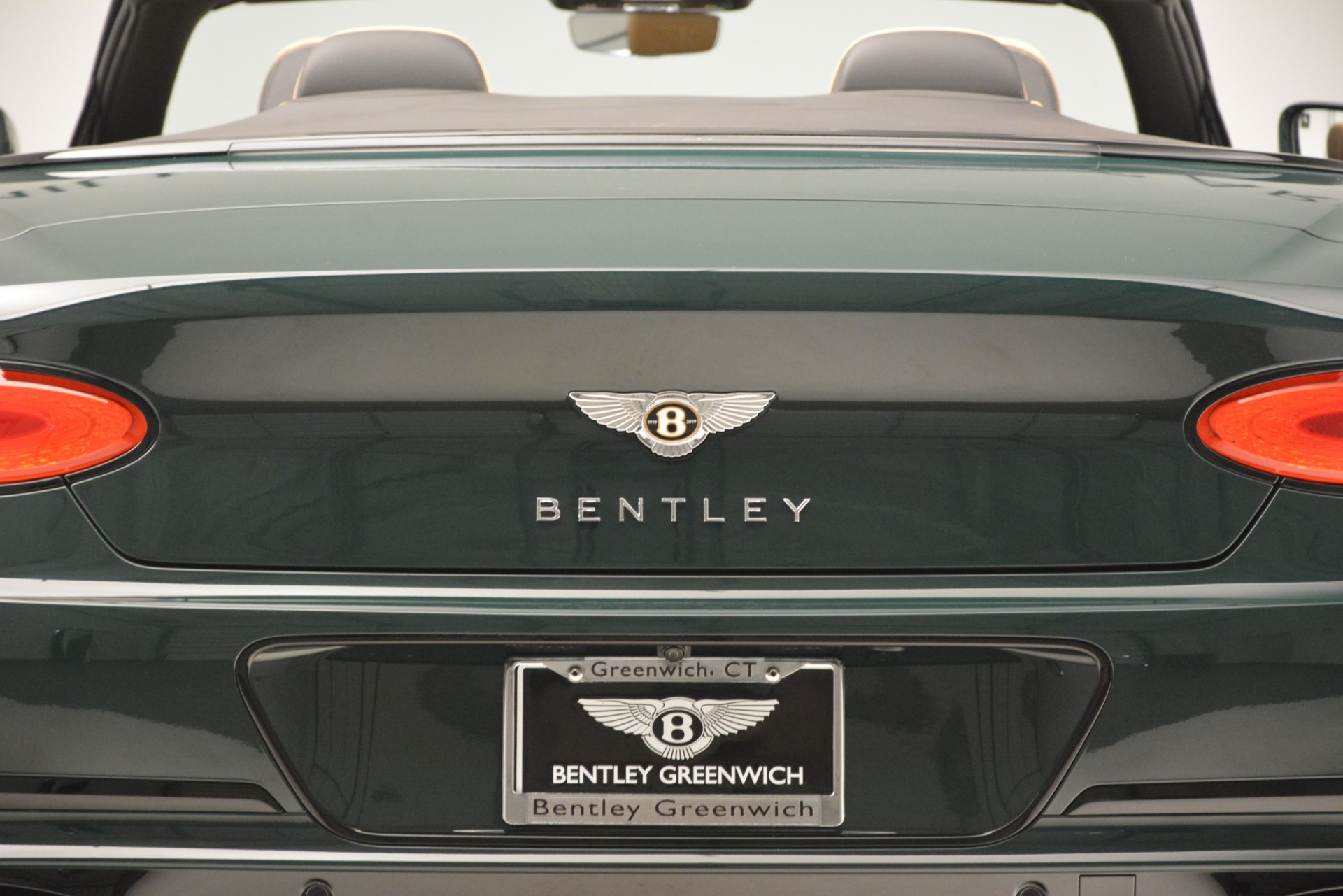 New 2020 Bentley Continental GTC V8 For Sale In Westport, CT 3301_p26