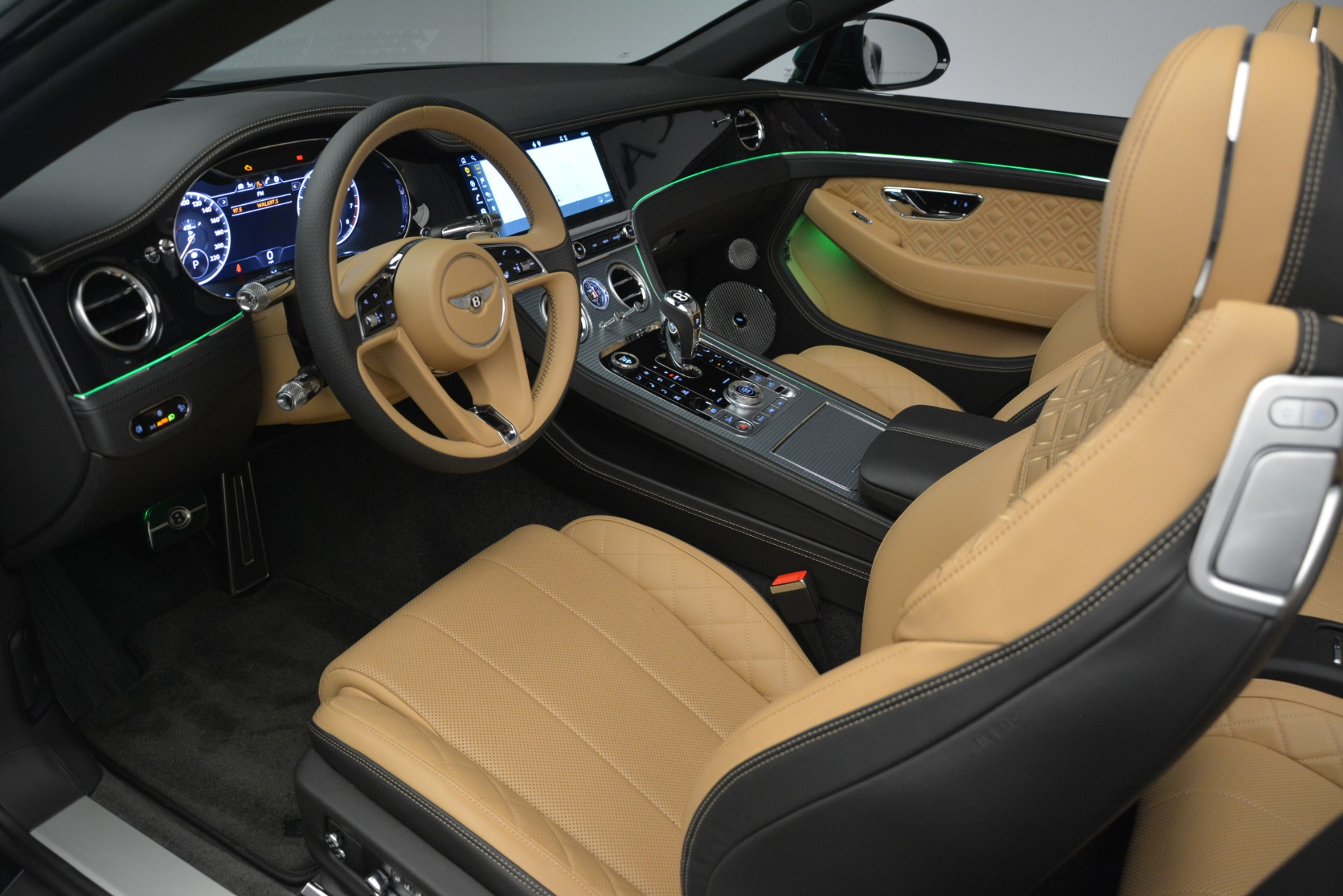New 2020 Bentley Continental GTC V8 For Sale In Westport, CT 3301_p29
