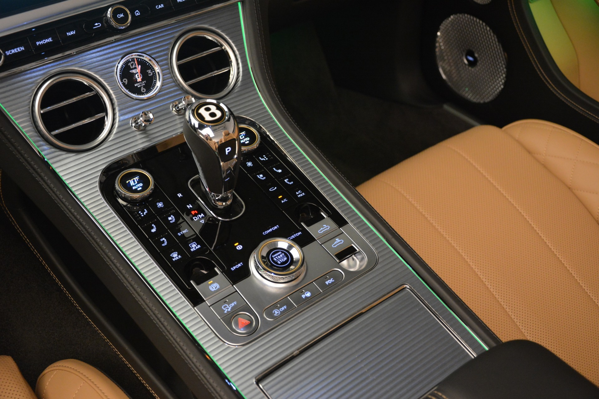 New 2020 Bentley Continental GTC V8 For Sale In Westport, CT 3301_p36