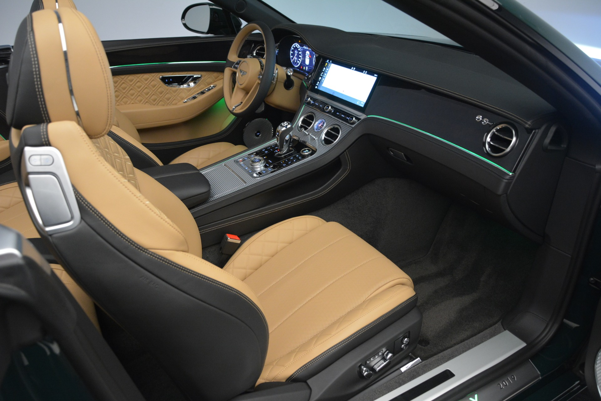 New 2020 Bentley Continental GTC V8 For Sale In Westport, CT 3301_p39