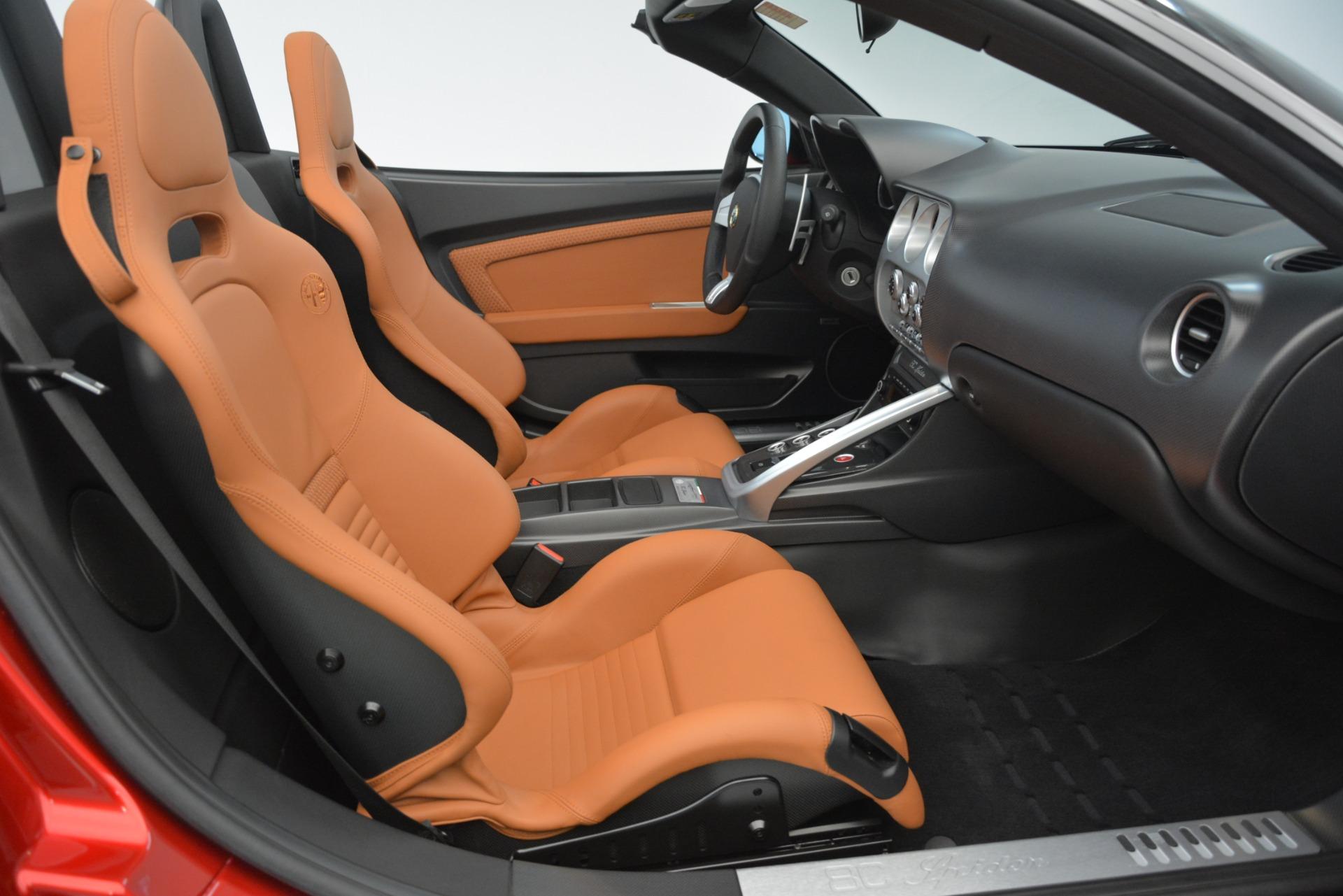 Used 2009 Alfa Romeo 8c Spider  For Sale In Westport, CT 3302_p21