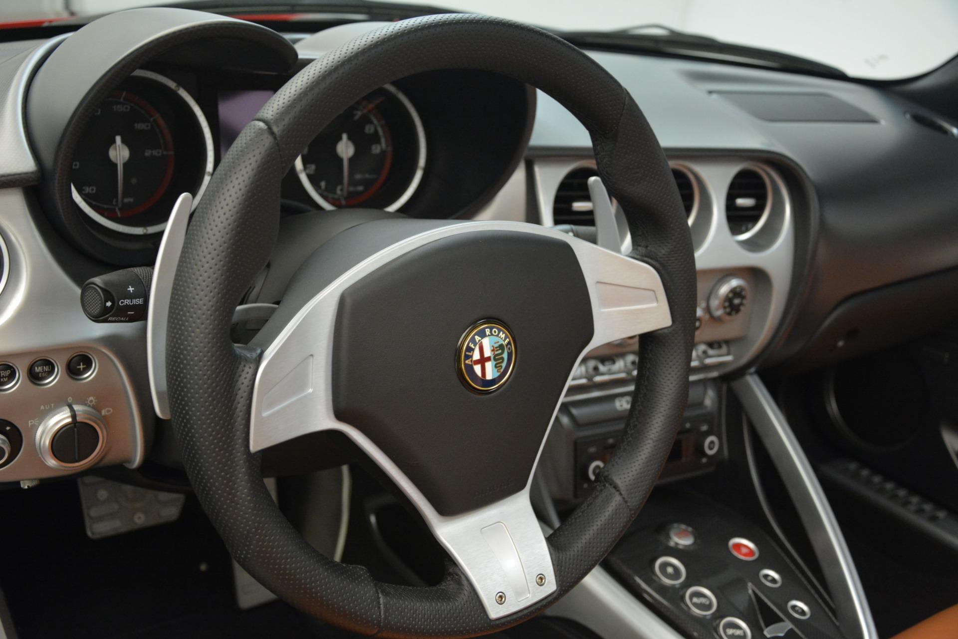 Used 2009 Alfa Romeo 8c Spider  For Sale In Westport, CT 3302_p24