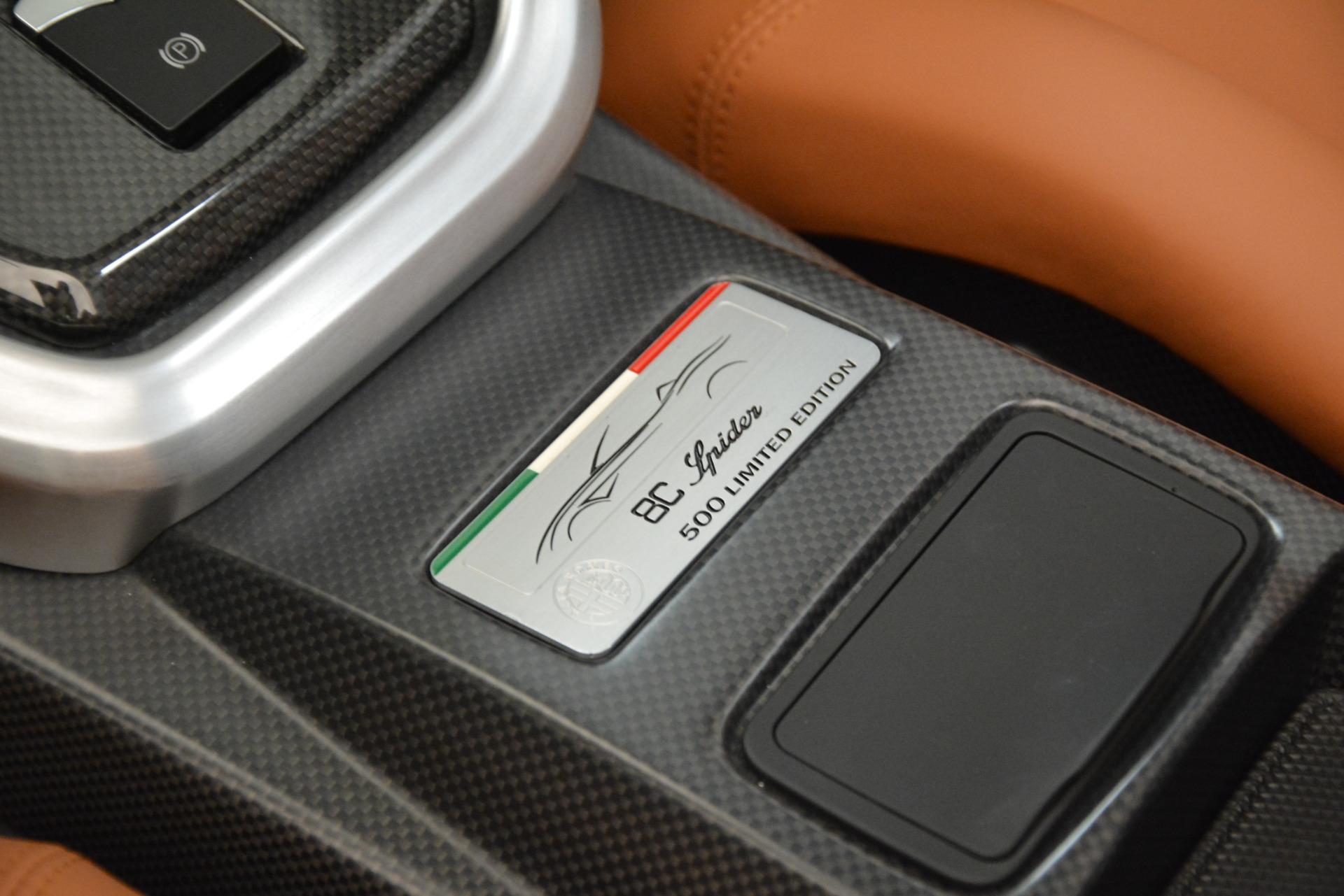 Used 2009 Alfa Romeo 8c Spider  For Sale In Westport, CT 3302_p25