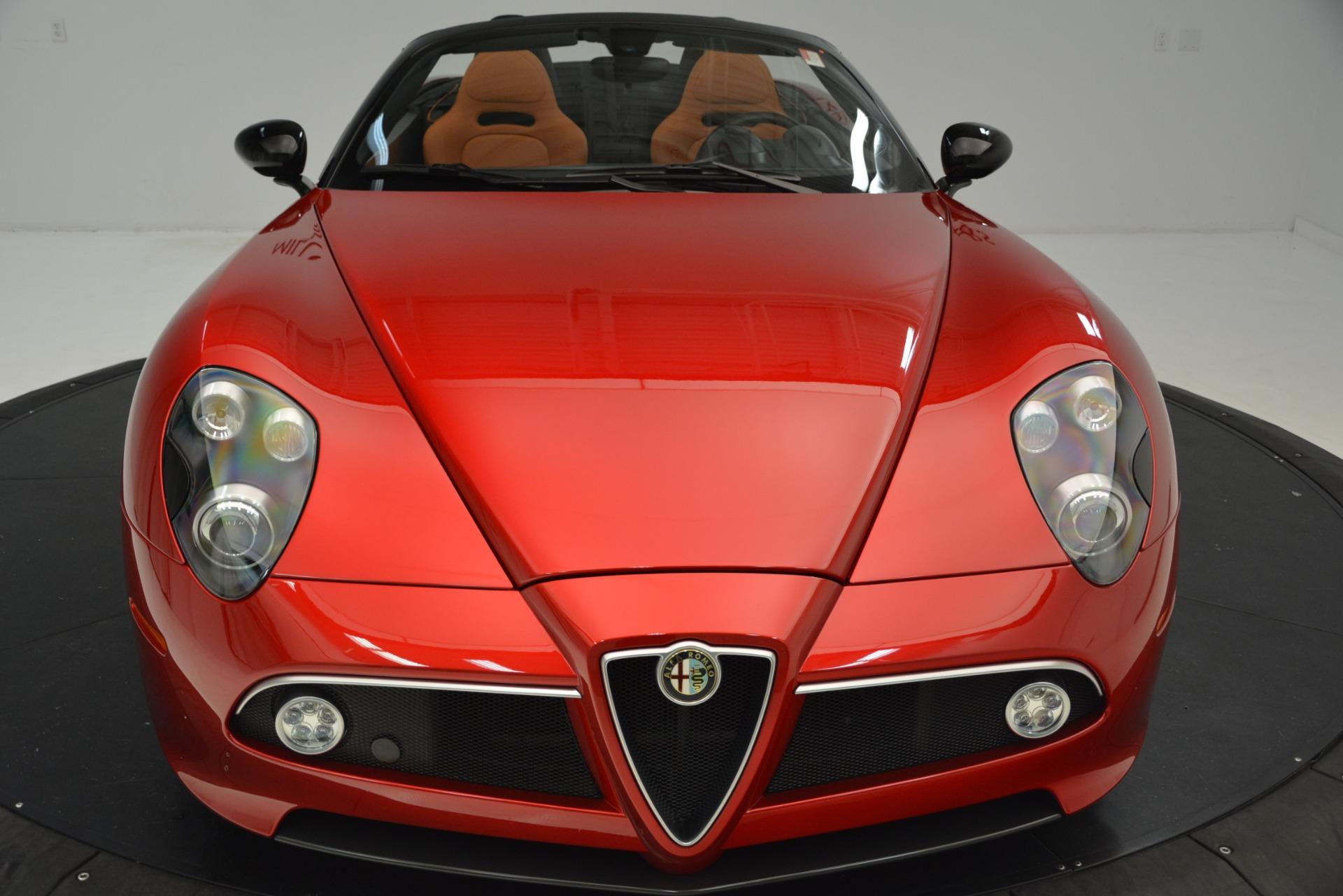 Used 2009 Alfa Romeo 8c Spider  For Sale In Westport, CT 3302_p29
