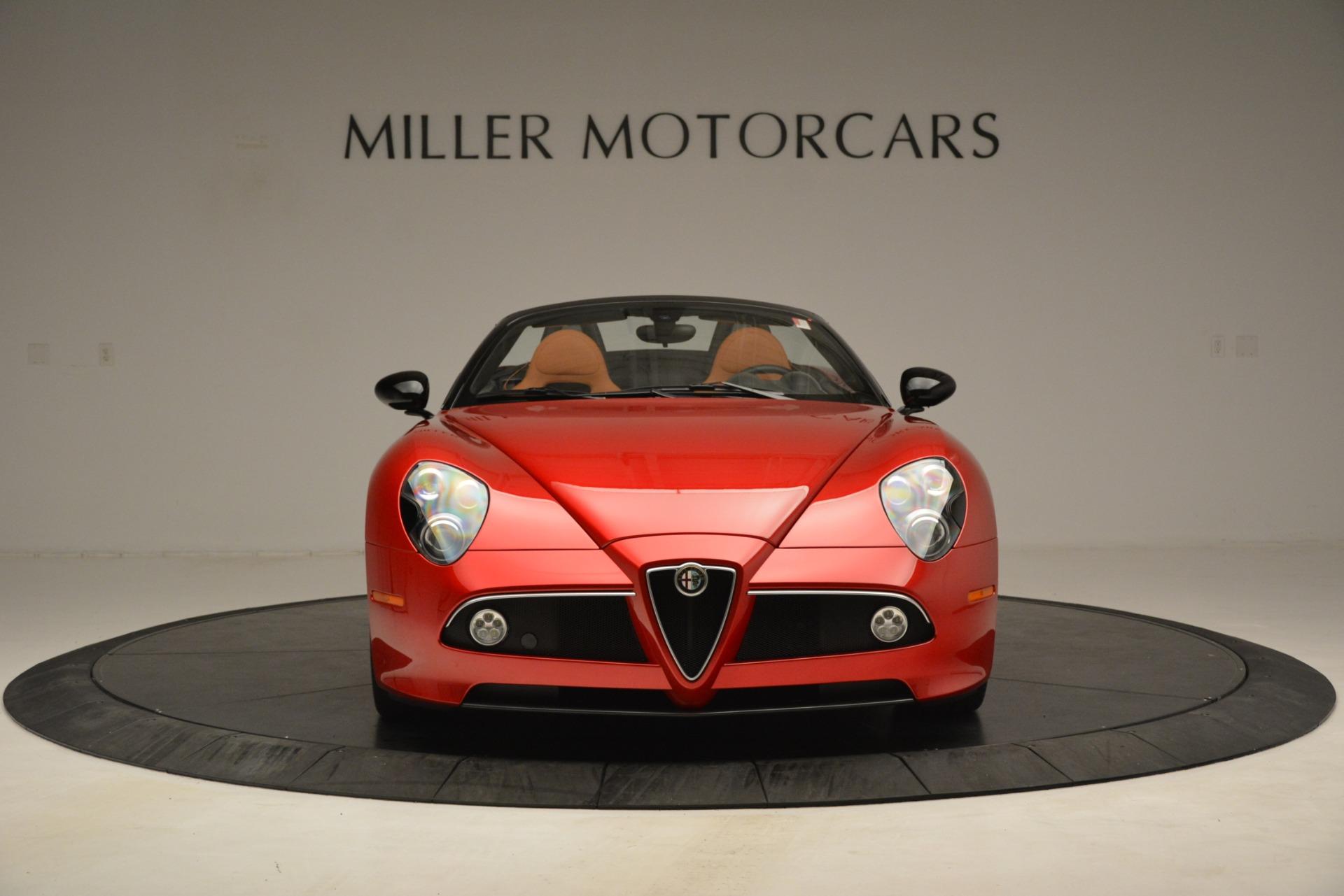 Used 2009 Alfa Romeo 8c Spider  For Sale In Westport, CT 3302_p7