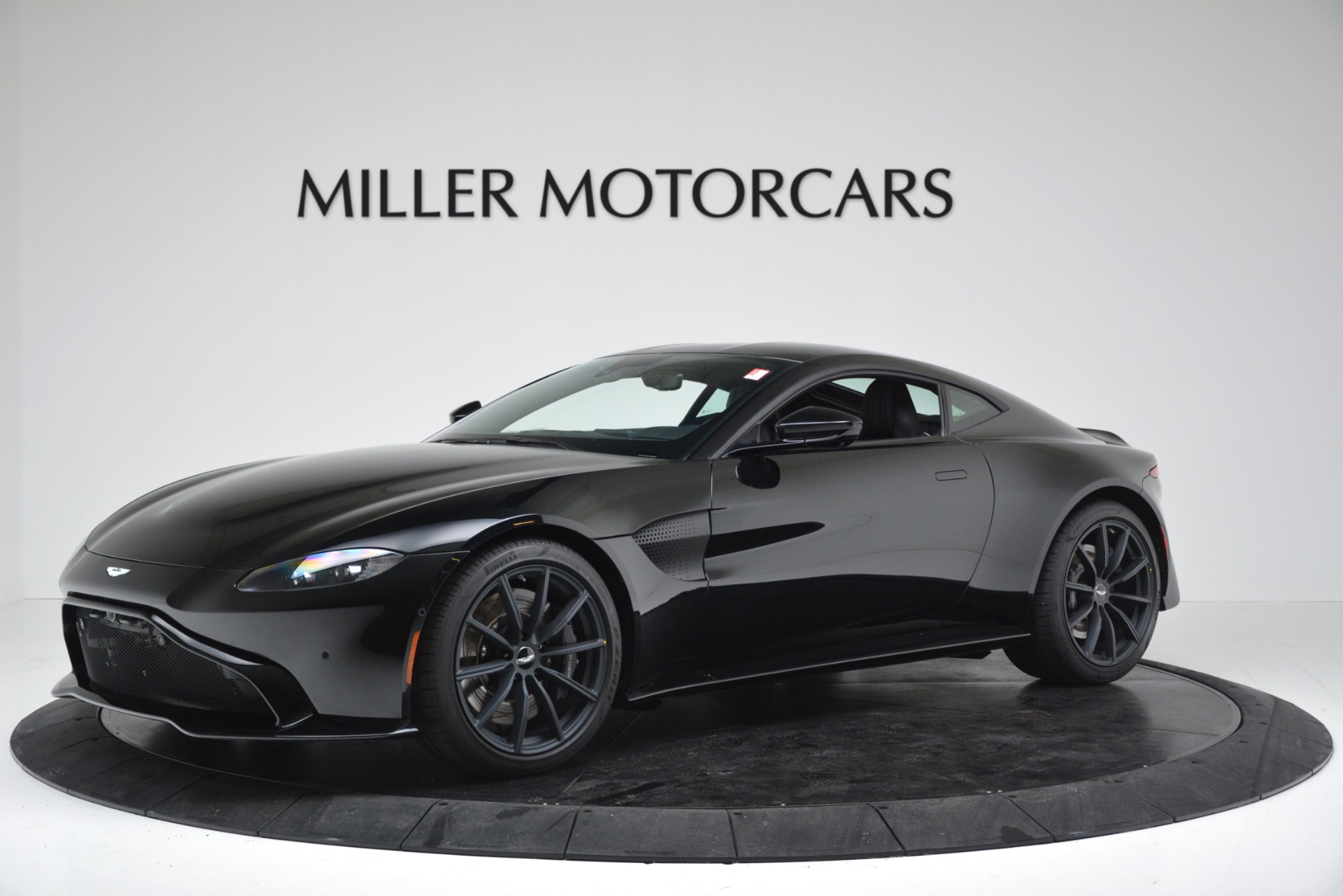 New 2019 Aston Martin Vantage V8 For Sale In Westport, CT 3307_main