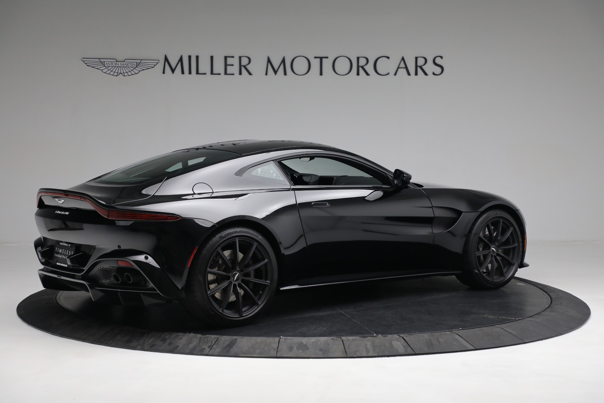 New 2019 Aston Martin Vantage V8 For Sale In Westport, CT 3307_p7