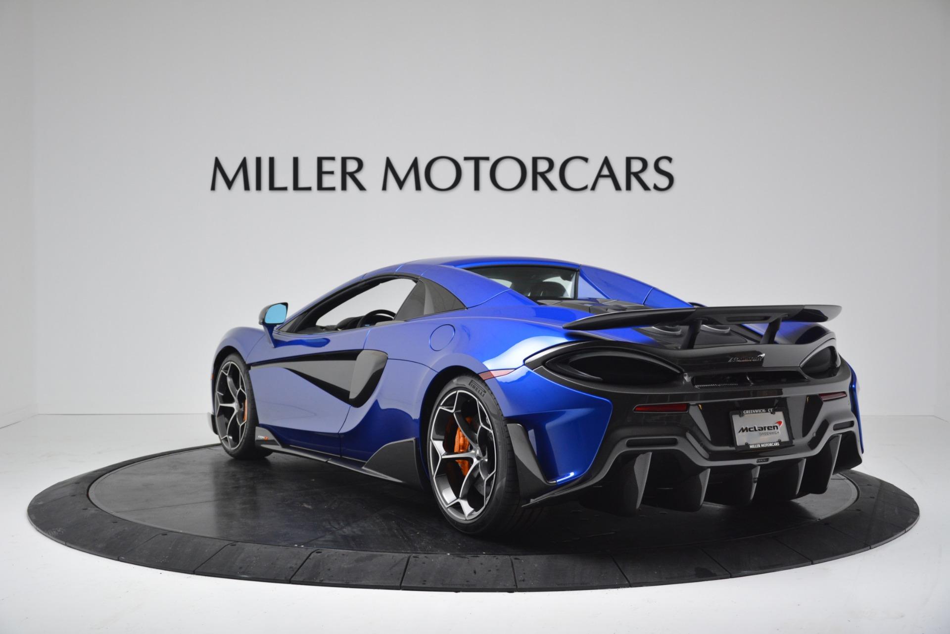 New 2020 McLaren 600LT Convertible For Sale In Westport, CT 3309_p14