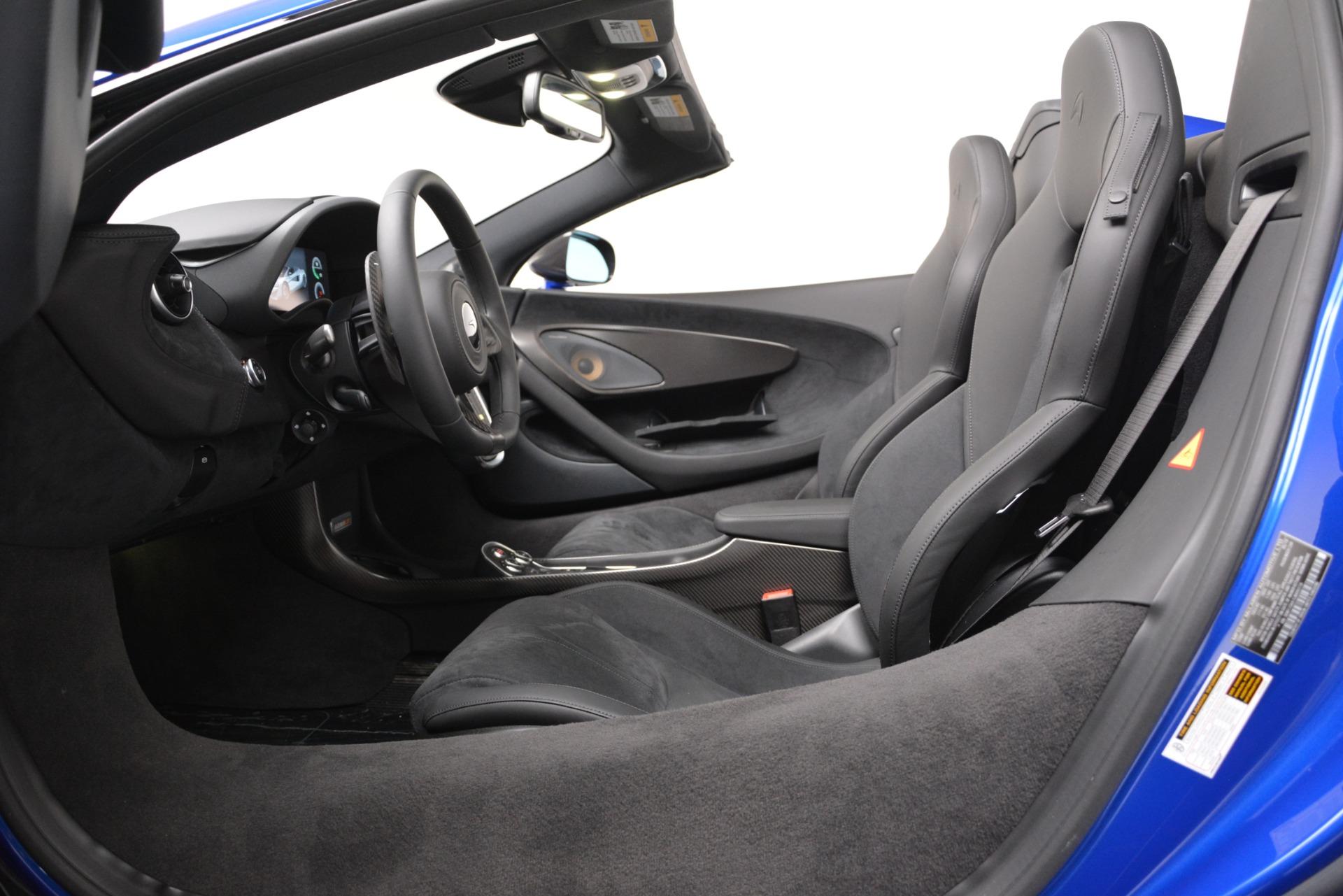 New 2020 McLaren 600LT Convertible For Sale In Westport, CT 3309_p20