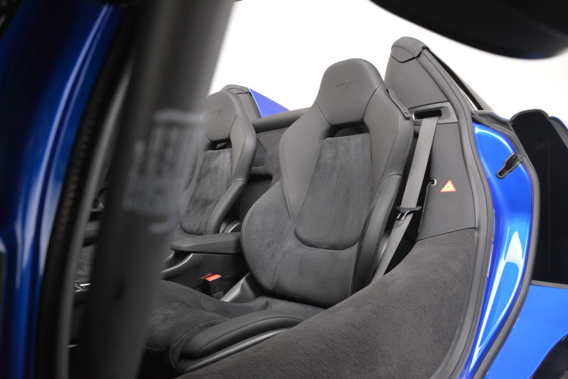 New 2020 McLaren 600LT Convertible For Sale In Westport, CT 3309_p21