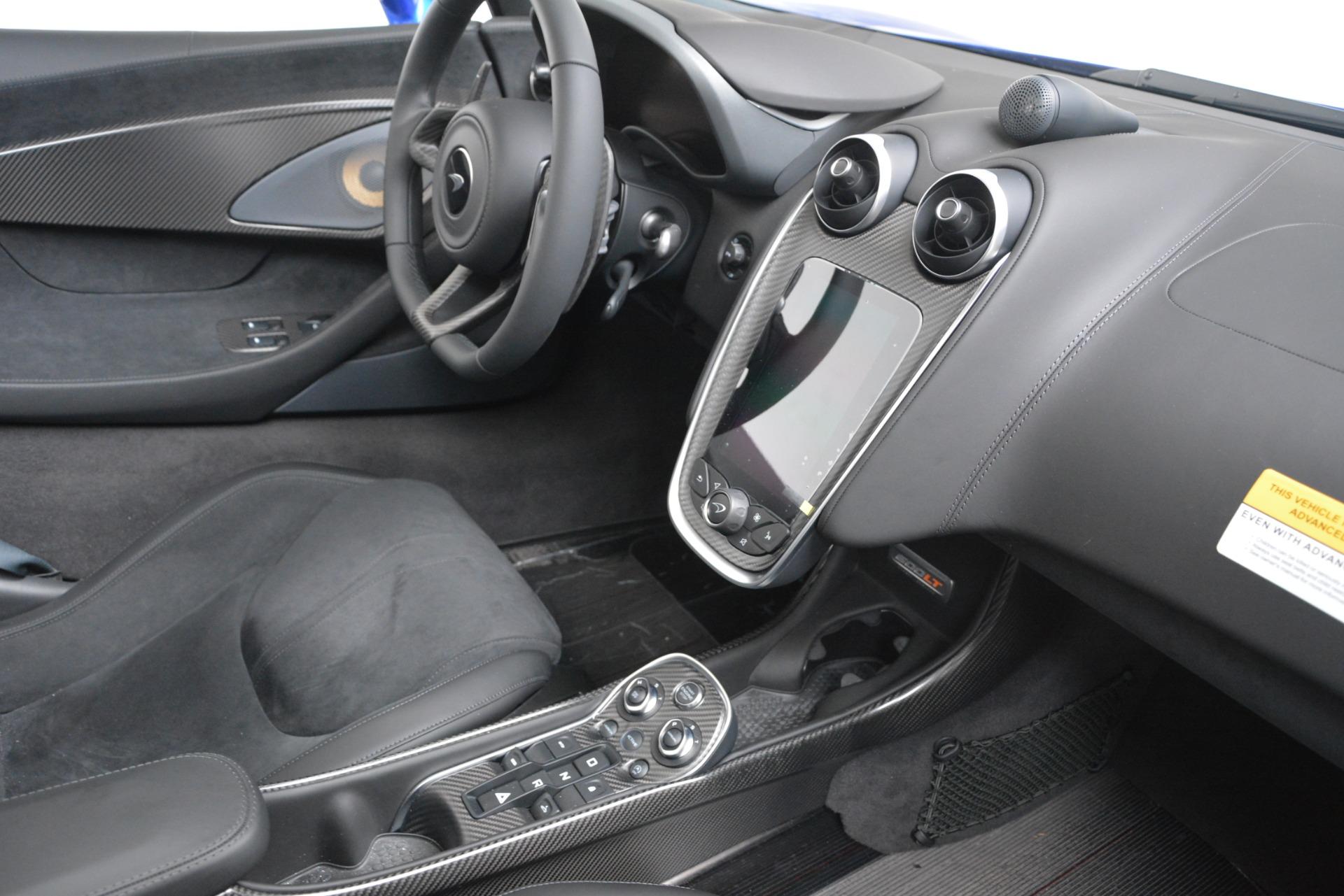 New 2020 McLaren 600LT Convertible For Sale In Westport, CT 3309_p25