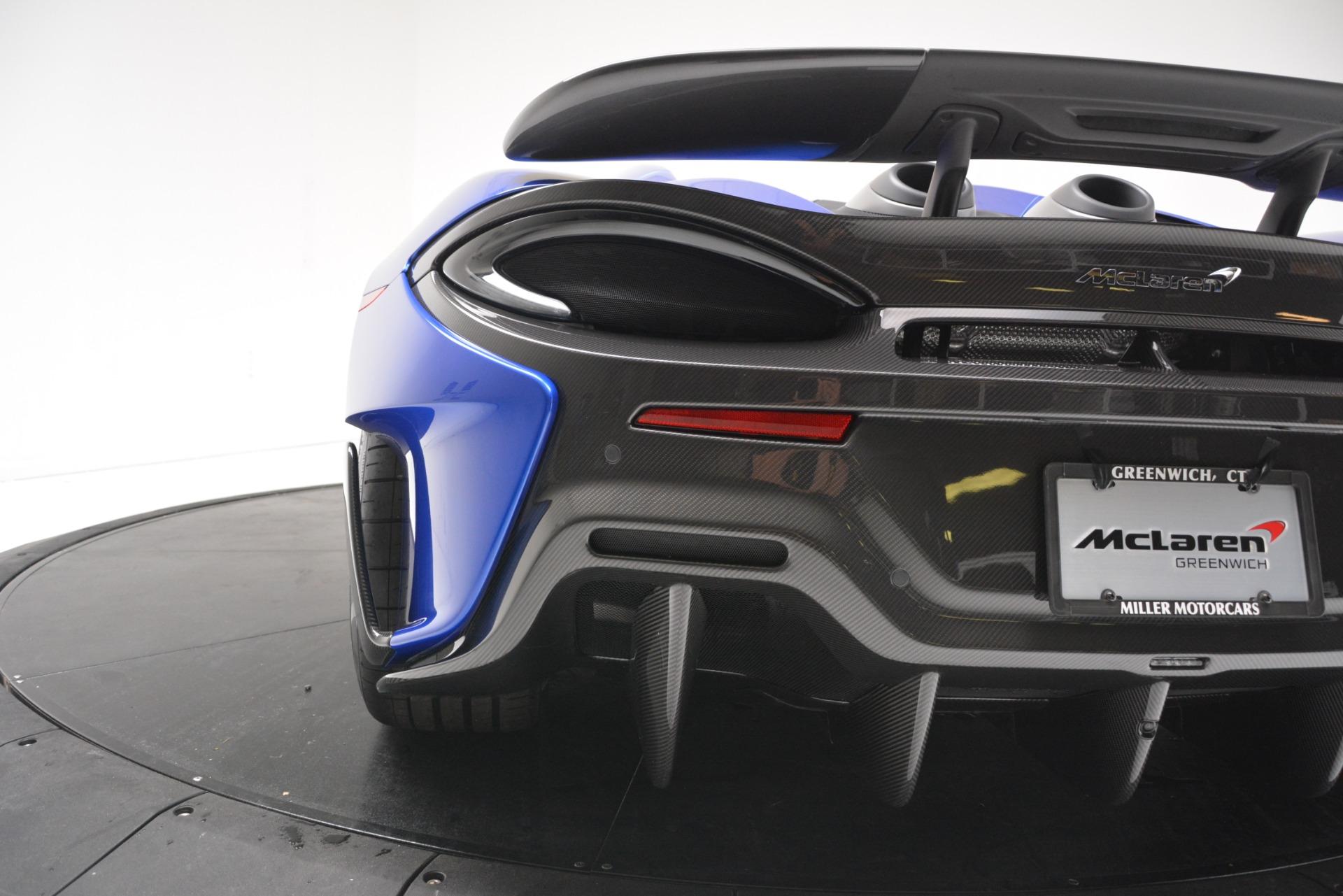 New 2020 McLaren 600LT Convertible For Sale In Westport, CT 3309_p31
