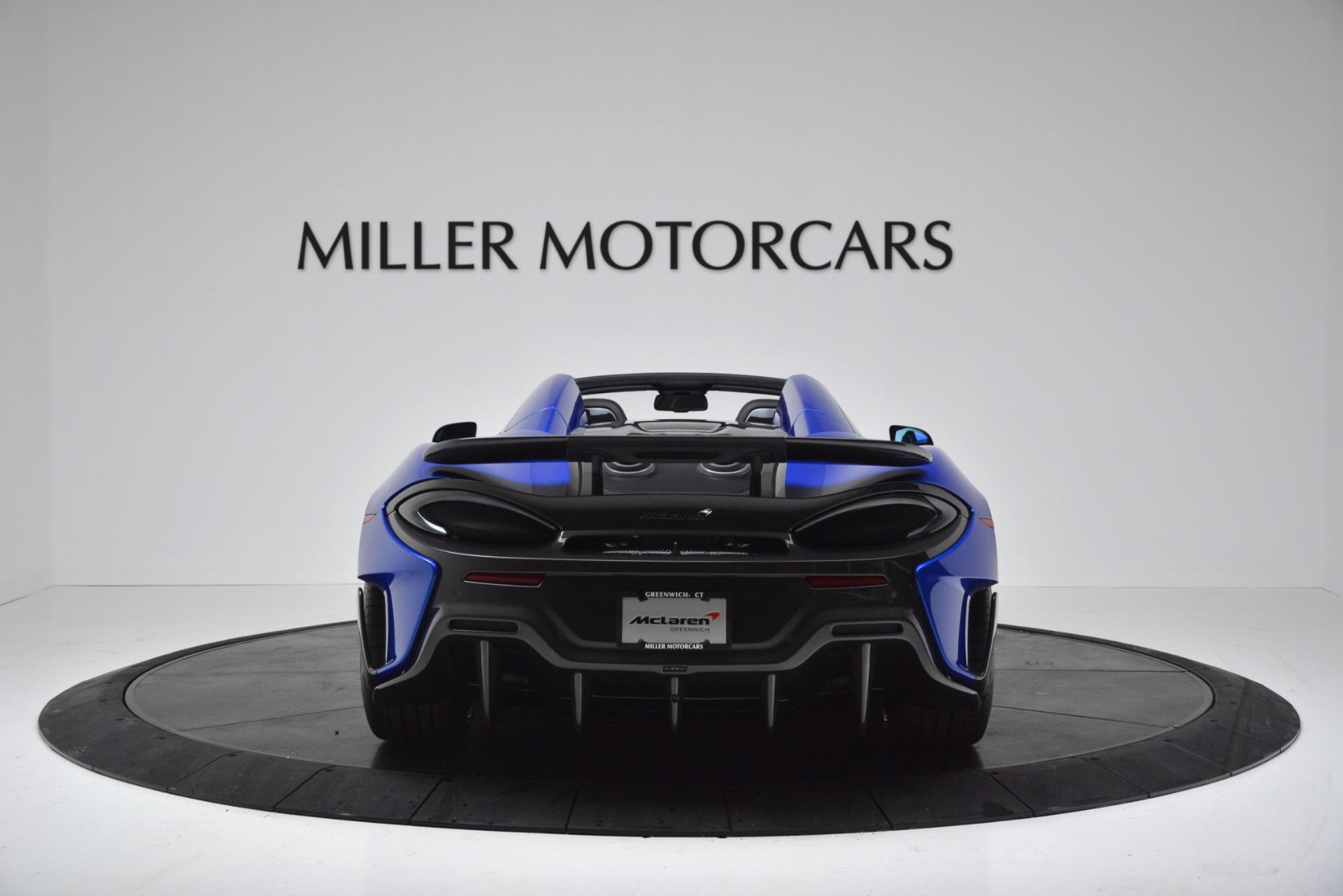 New 2020 McLaren 600LT Convertible For Sale In Westport, CT 3309_p6