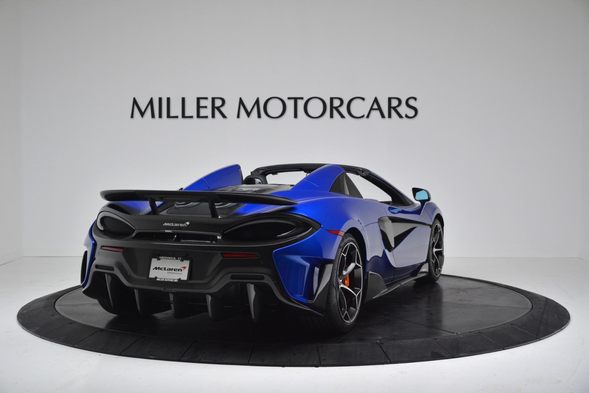 New 2020 McLaren 600LT Convertible For Sale In Westport, CT 3309_p7