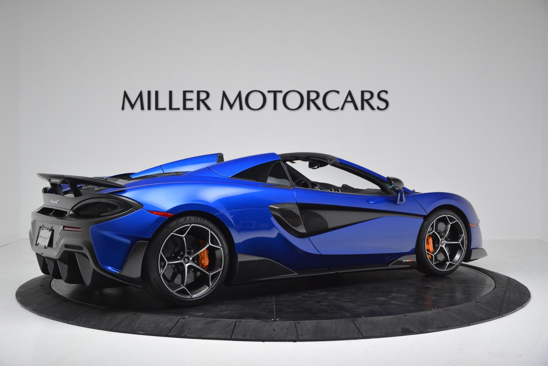New 2020 McLaren 600LT Convertible For Sale In Westport, CT 3309_p8