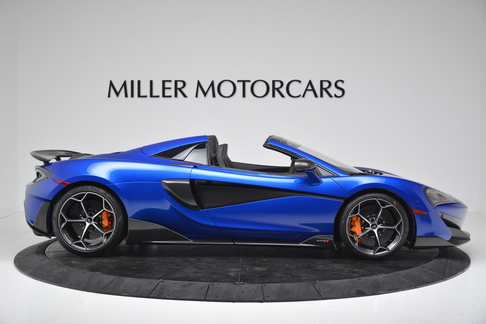 New 2020 McLaren 600LT Convertible For Sale In Westport, CT 3309_p9