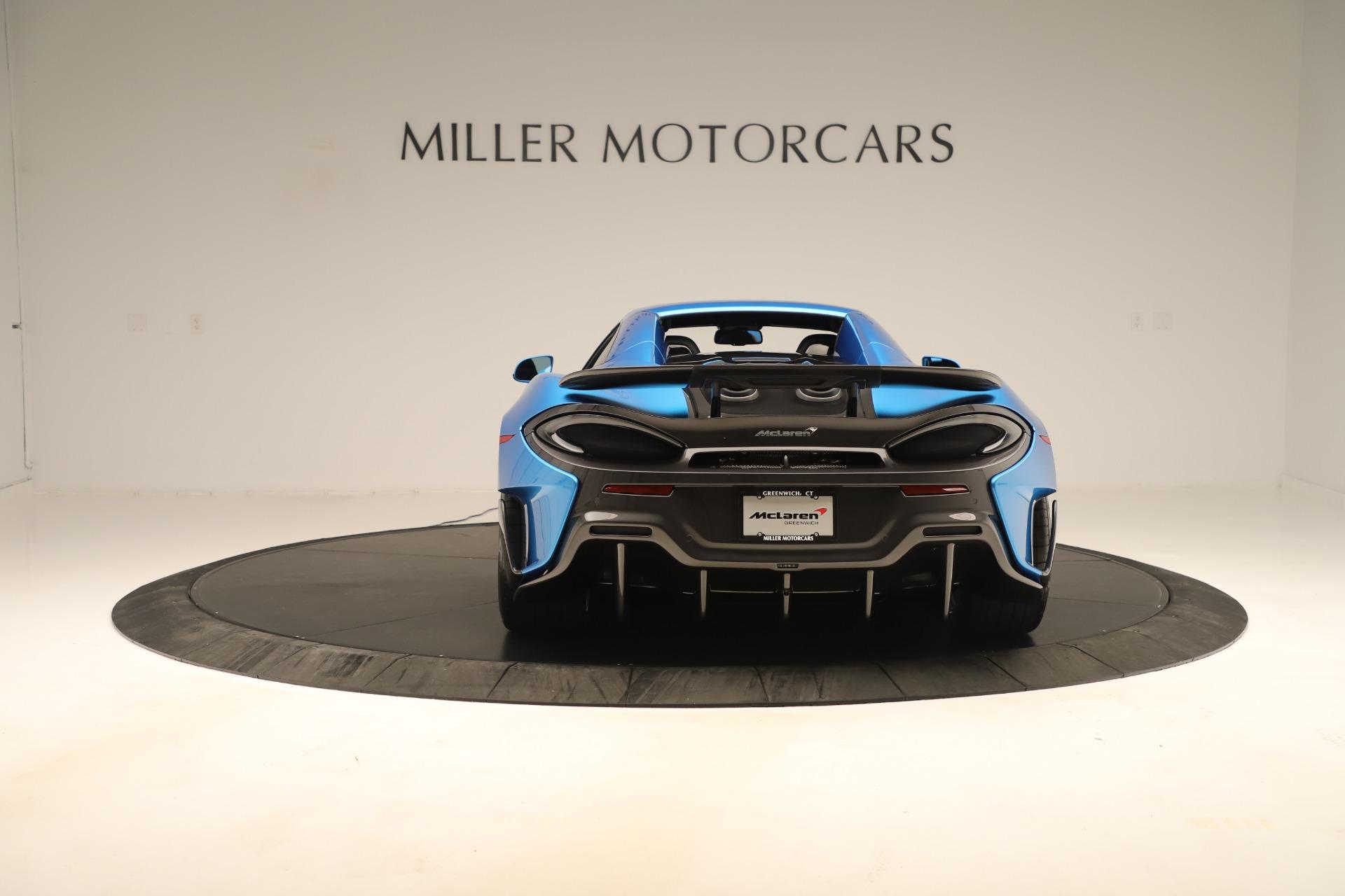 New 2020 McLaren 600LT Spider For Sale In Westport, CT 3311_p13