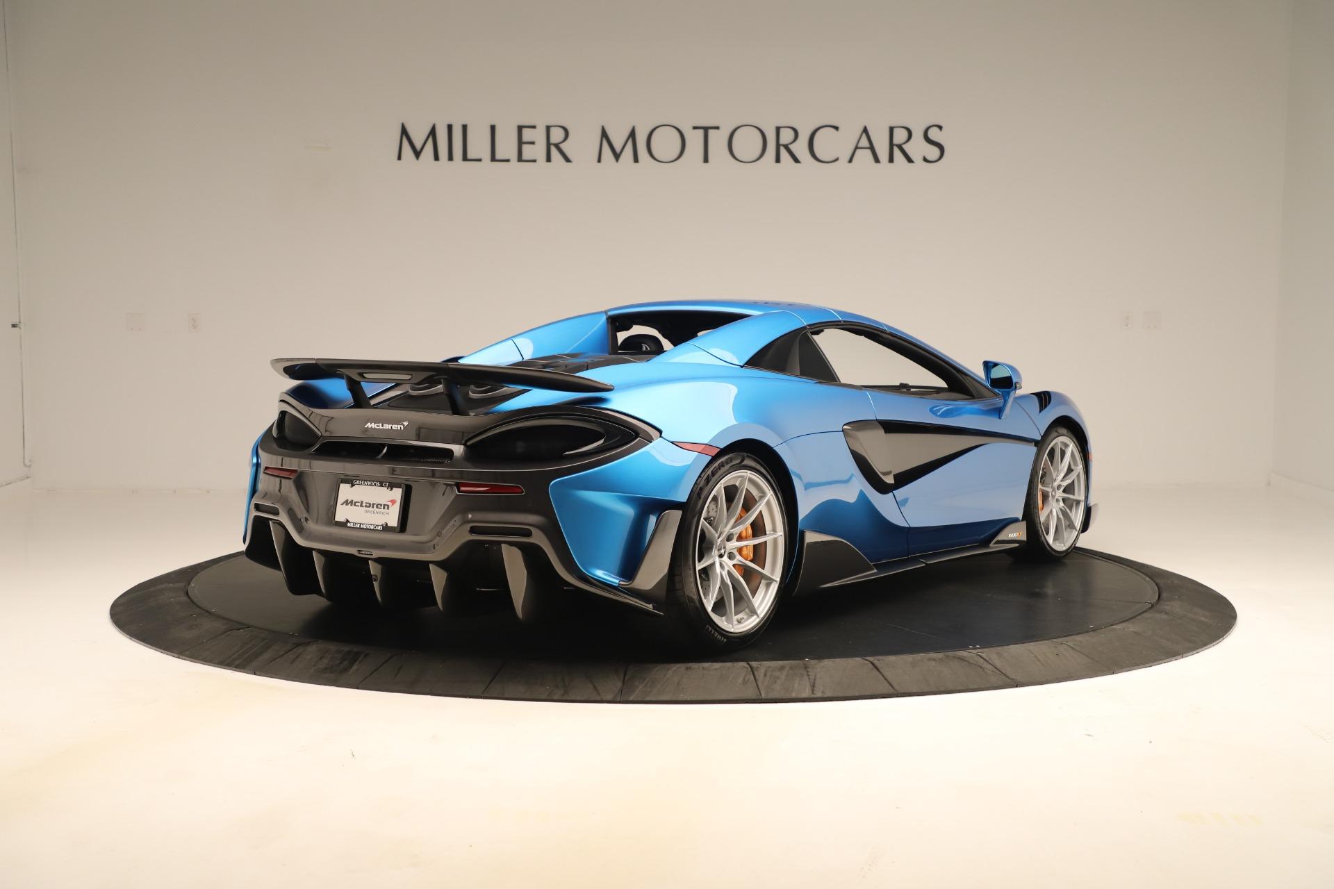 New 2020 McLaren 600LT Spider For Sale In Westport, CT 3311_p14