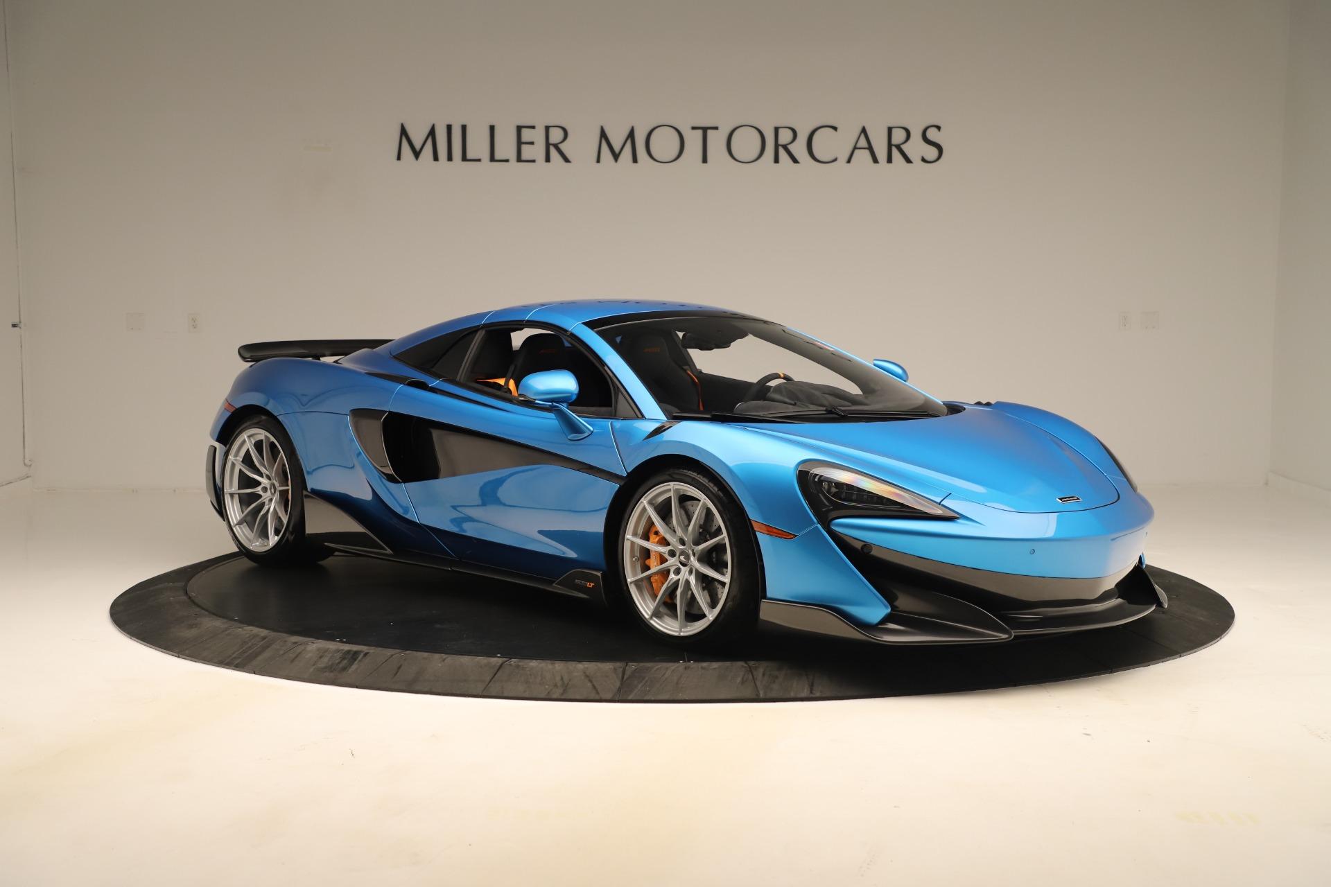 New 2020 McLaren 600LT Spider For Sale In Westport, CT 3311_p16