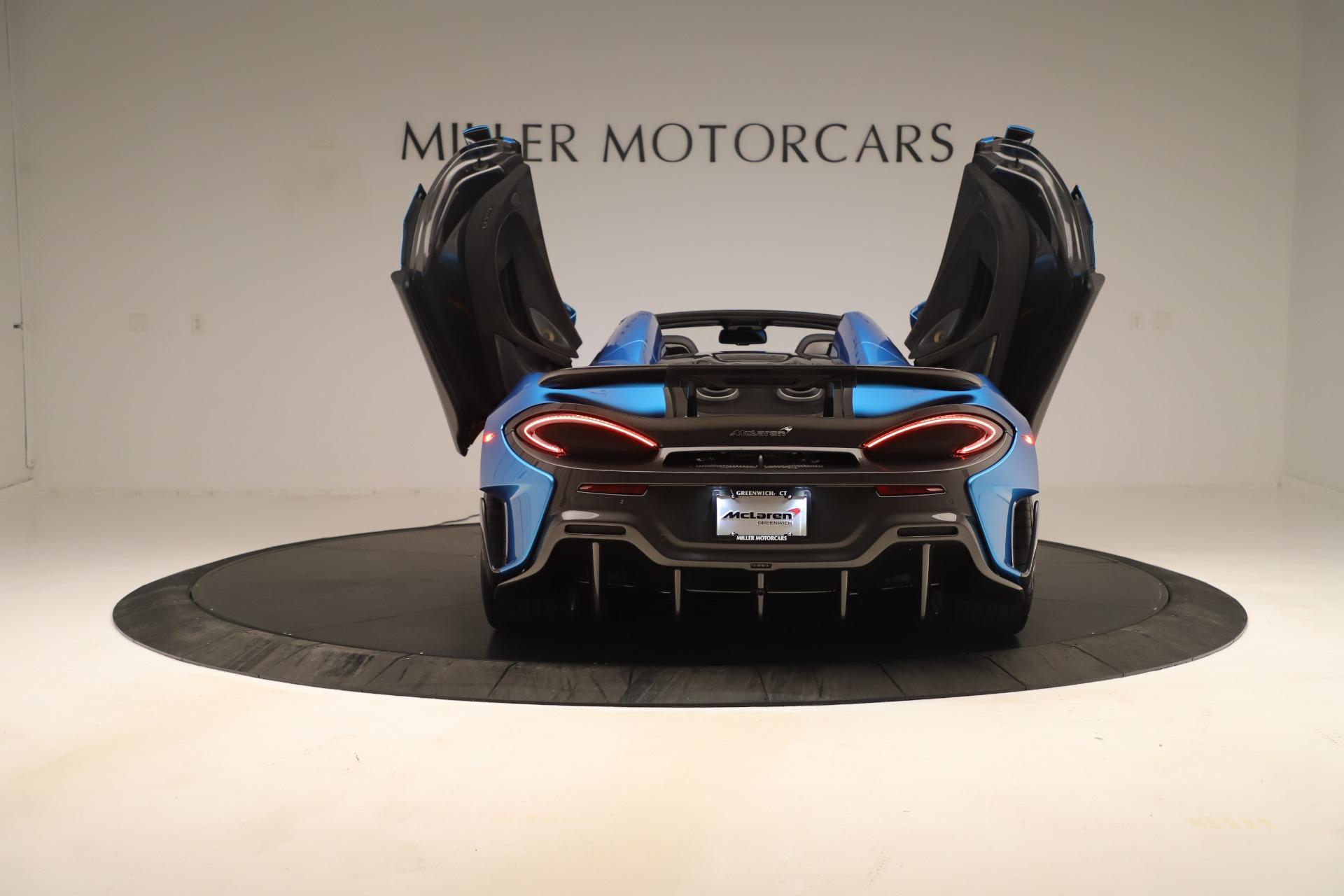 New 2020 McLaren 600LT Spider For Sale In Westport, CT 3311_p21