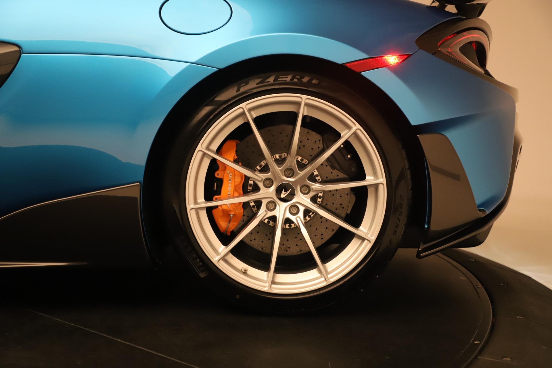 New 2020 McLaren 600LT Spider For Sale In Westport, CT 3311_p36