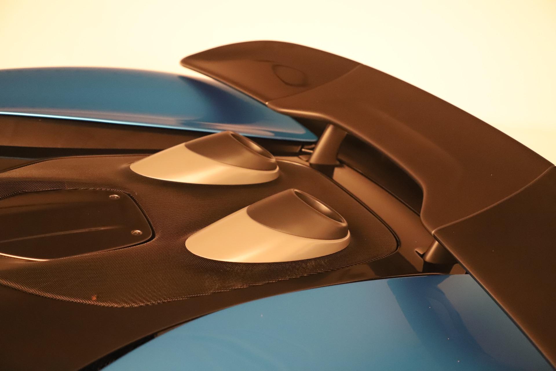 New 2020 McLaren 600LT Spider For Sale In Westport, CT 3311_p37