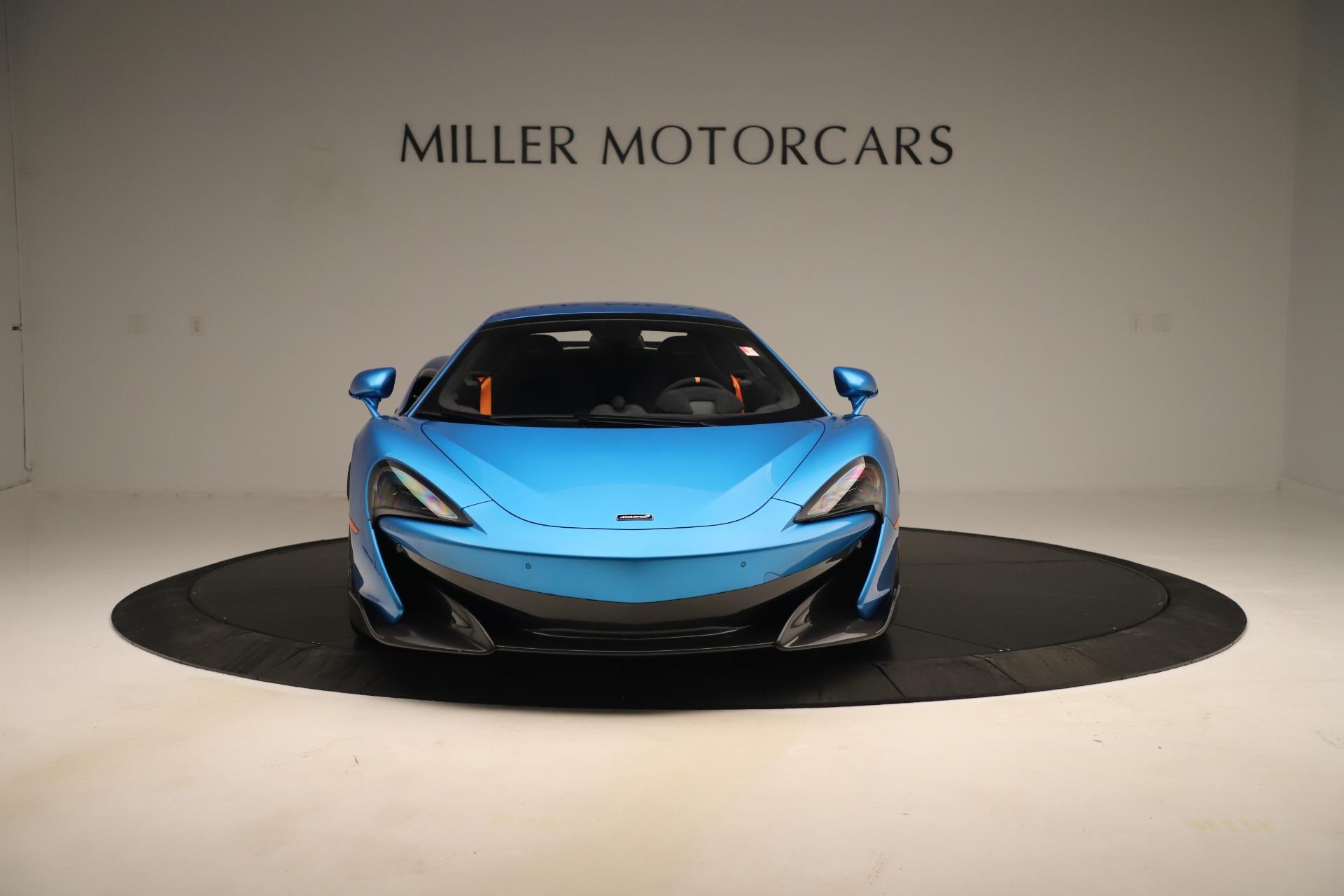 New 2020 McLaren 600LT Spider For Sale In Westport, CT 3311_p9