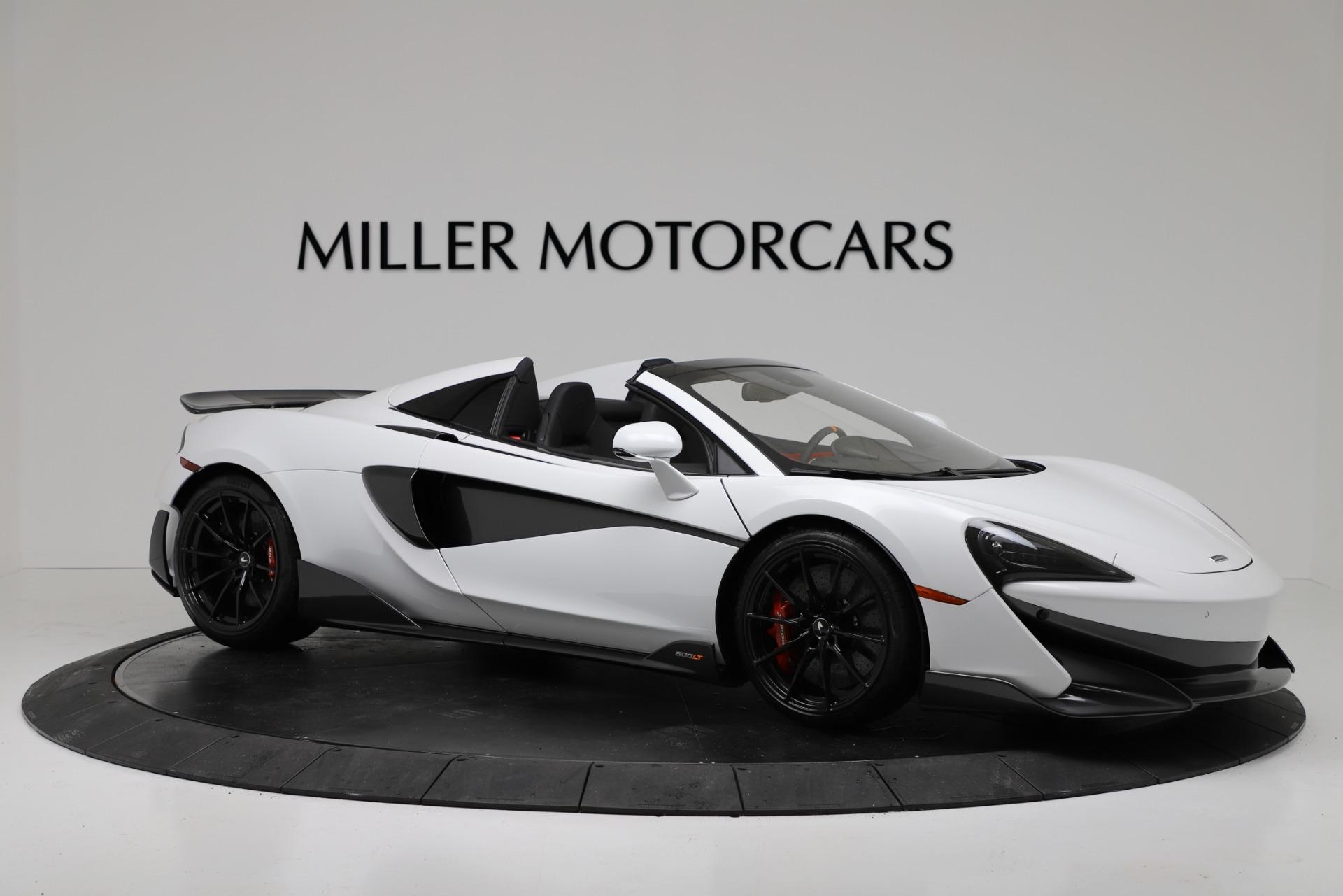 New 2020 McLaren 600LT Spider Convertible For Sale In Westport, CT 3314_p10
