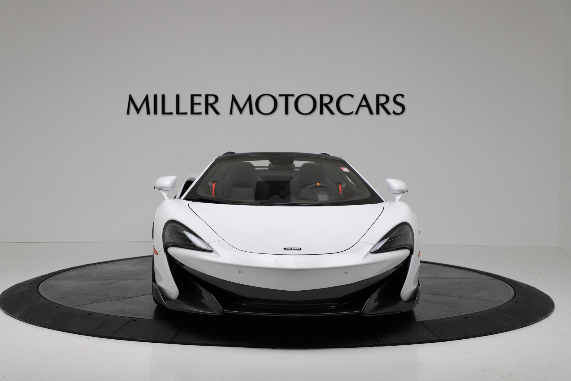 New 2020 McLaren 600LT Spider Convertible For Sale In Westport, CT 3314_p12