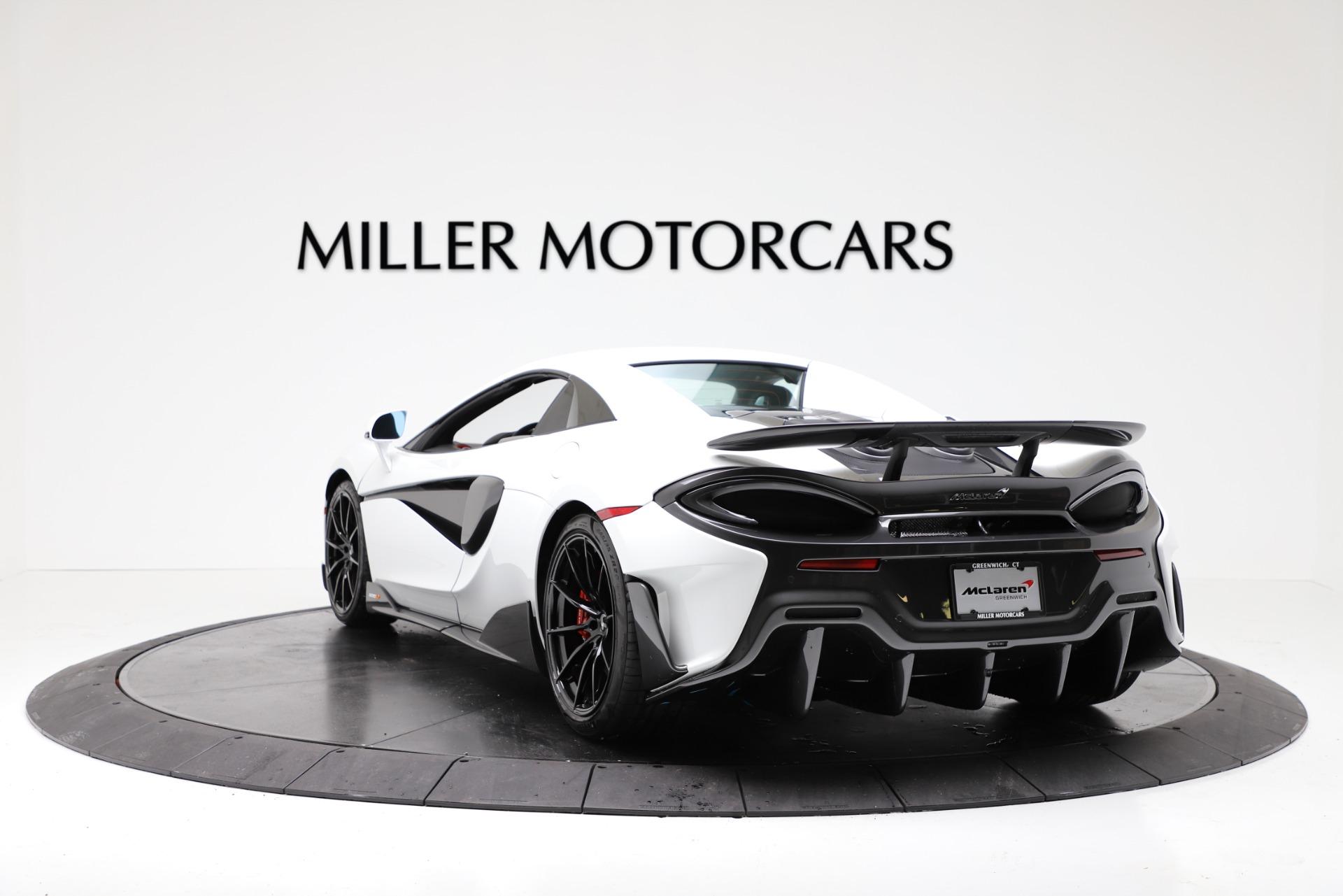 New 2020 McLaren 600LT Spider Convertible For Sale In Westport, CT 3314_p15