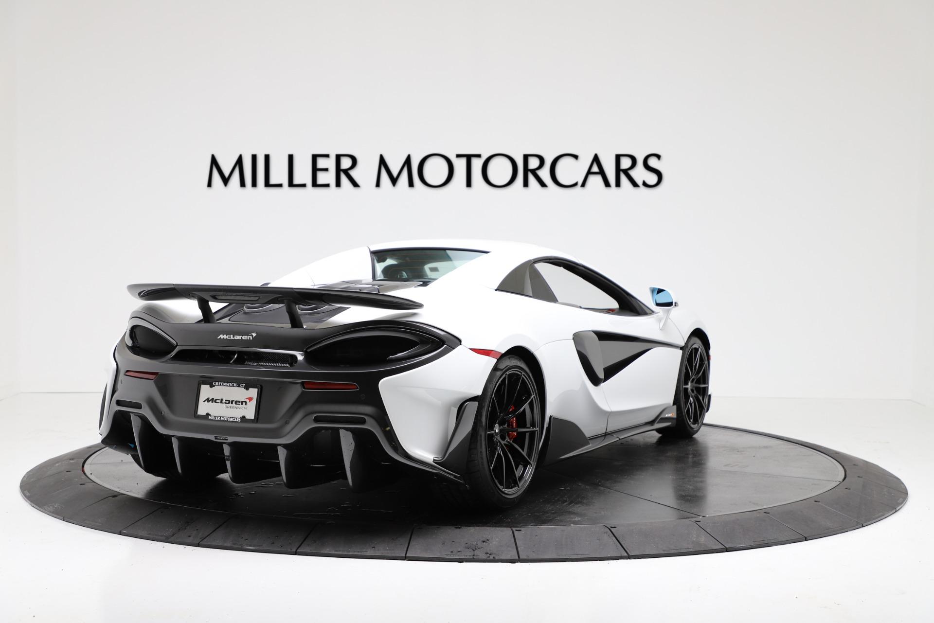 New 2020 McLaren 600LT Spider Convertible For Sale In Westport, CT 3314_p16