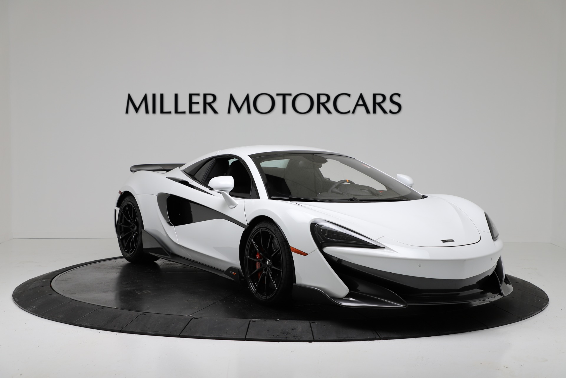 New 2020 McLaren 600LT Spider Convertible For Sale In Westport, CT 3314_p18