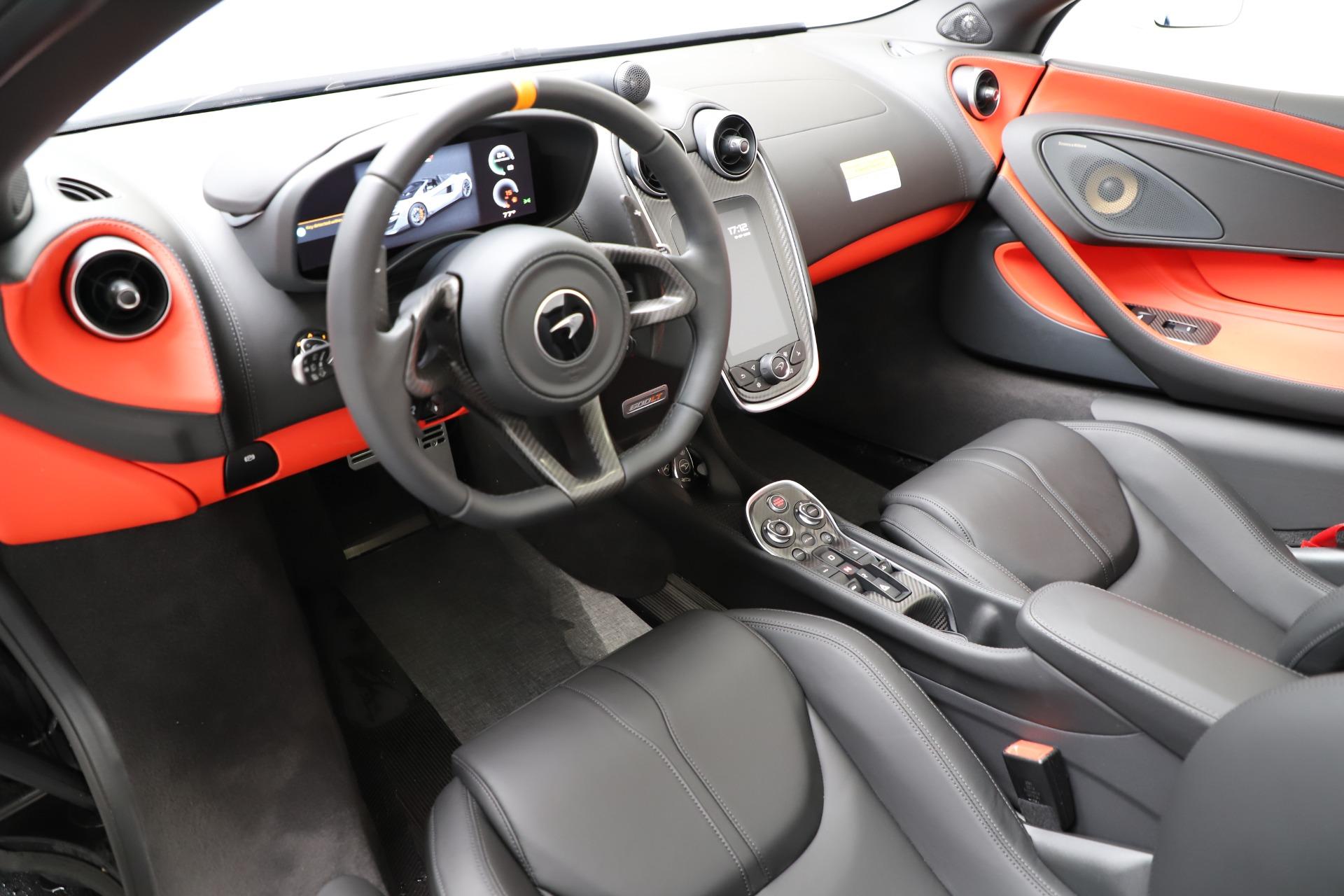 New 2020 McLaren 600LT Spider Convertible For Sale In Westport, CT 3314_p23