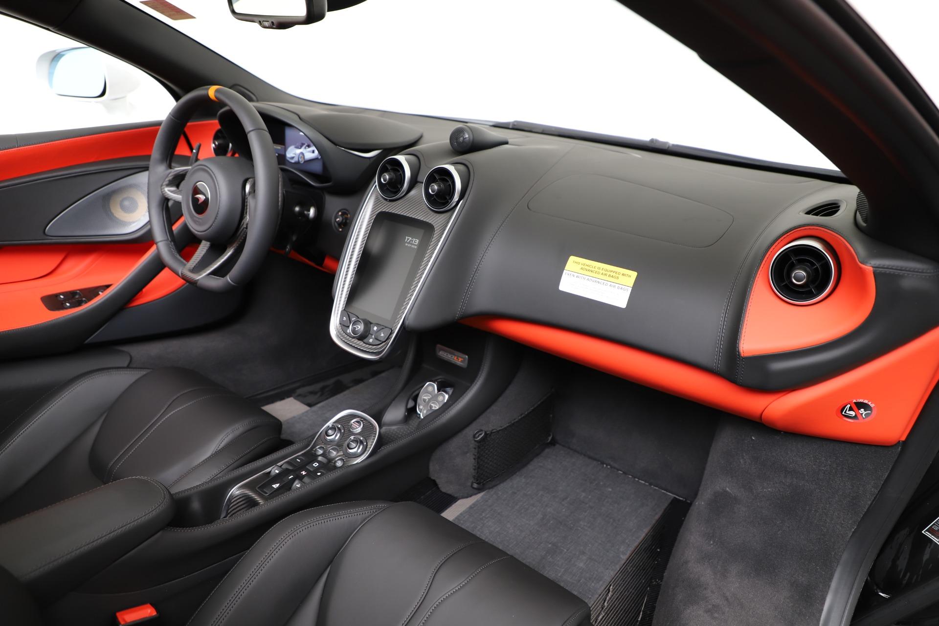 New 2020 McLaren 600LT Spider Convertible For Sale In Westport, CT 3314_p24