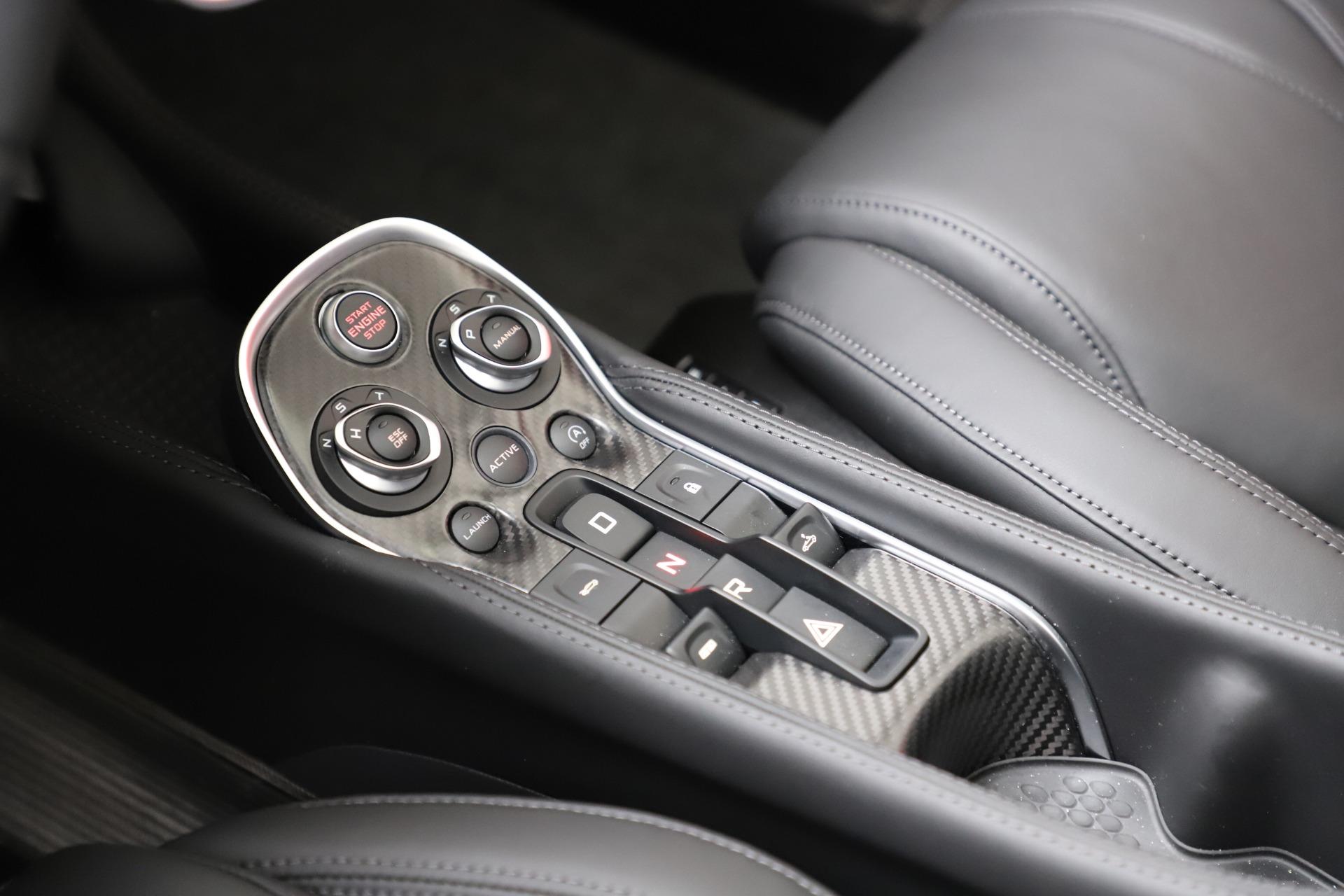 New 2020 McLaren 600LT Spider Convertible For Sale In Westport, CT 3314_p27